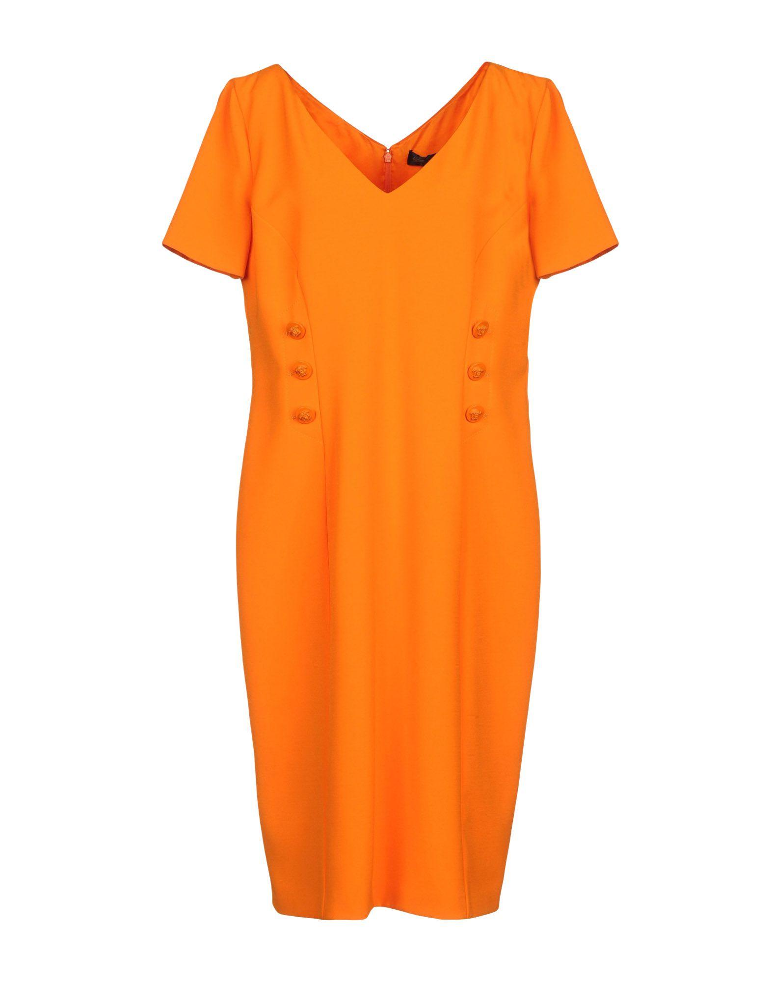 VERSACE Платье до колена odd molly платье до колена