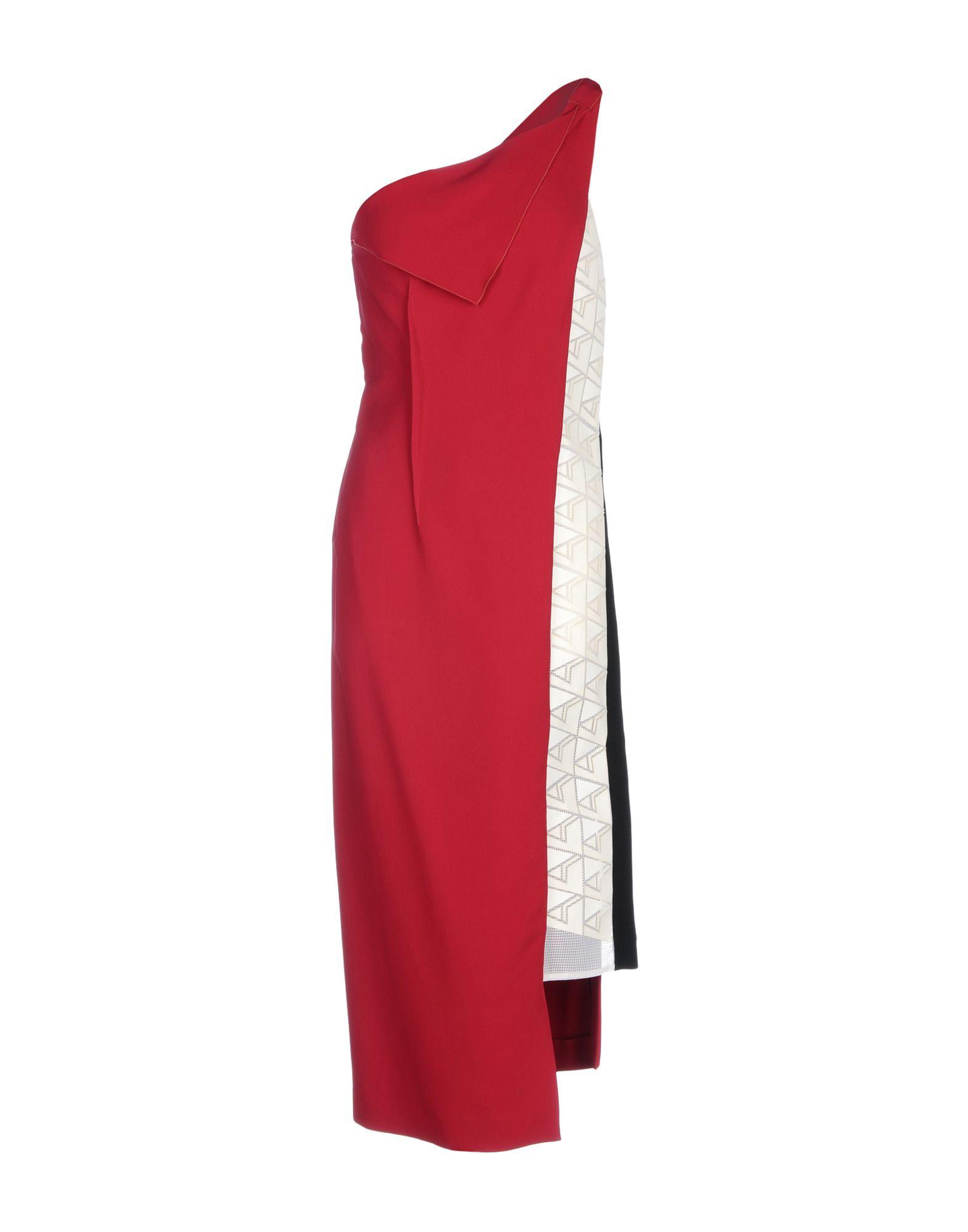 ROLAND MOURET Платье длиной 3/4 гитарный комбоусилитель roland blues cube stage
