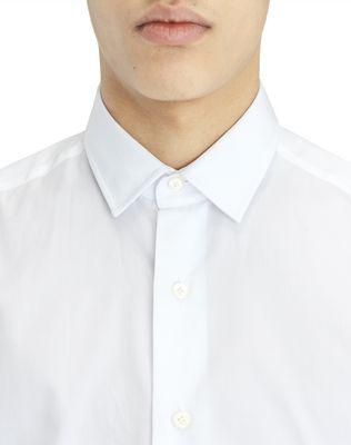 LANVIN GROSGRAIN SHIRT Shirt U a