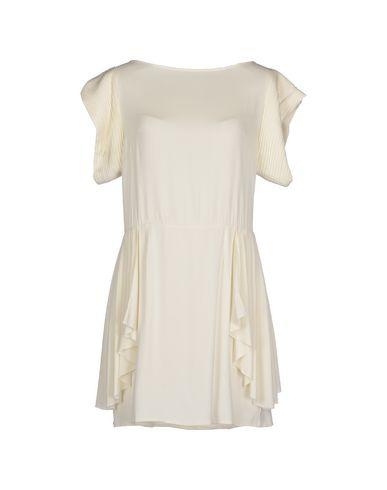 цена  PIERRE ANCY Короткое платье  онлайн в 2017 году
