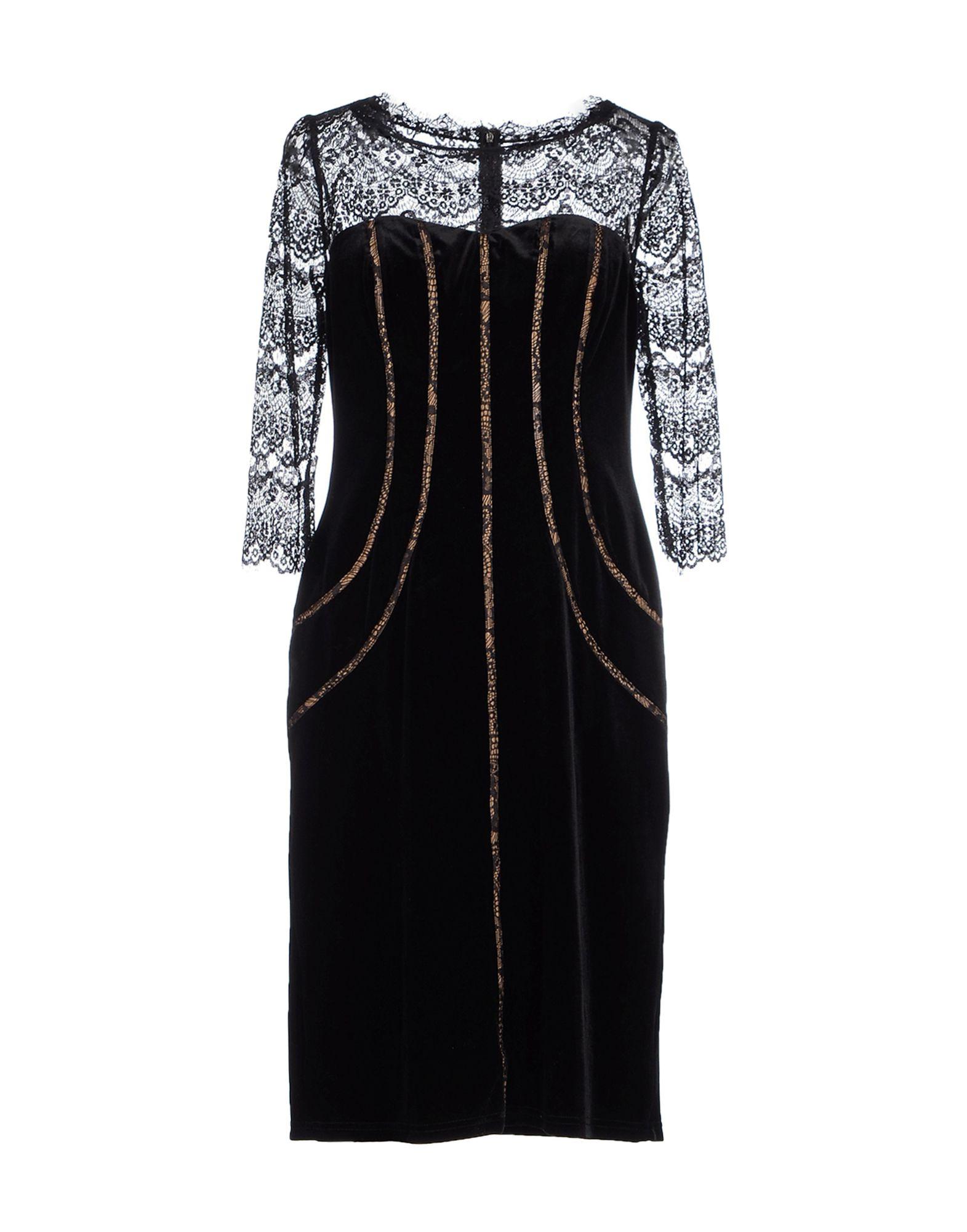 лучшая цена CLIPS Платье до колена