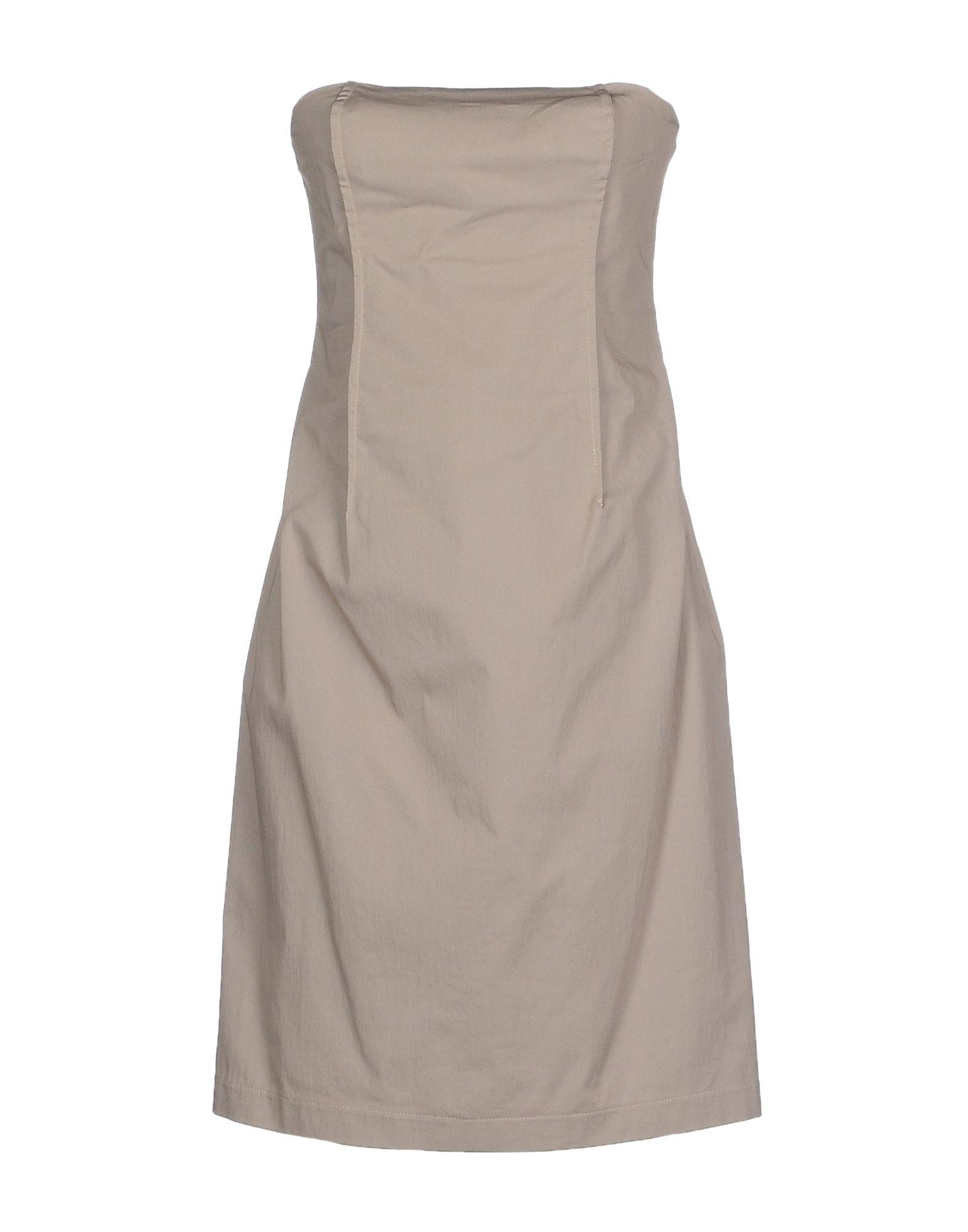 где купить NUOVO BORGO Короткое платье по лучшей цене