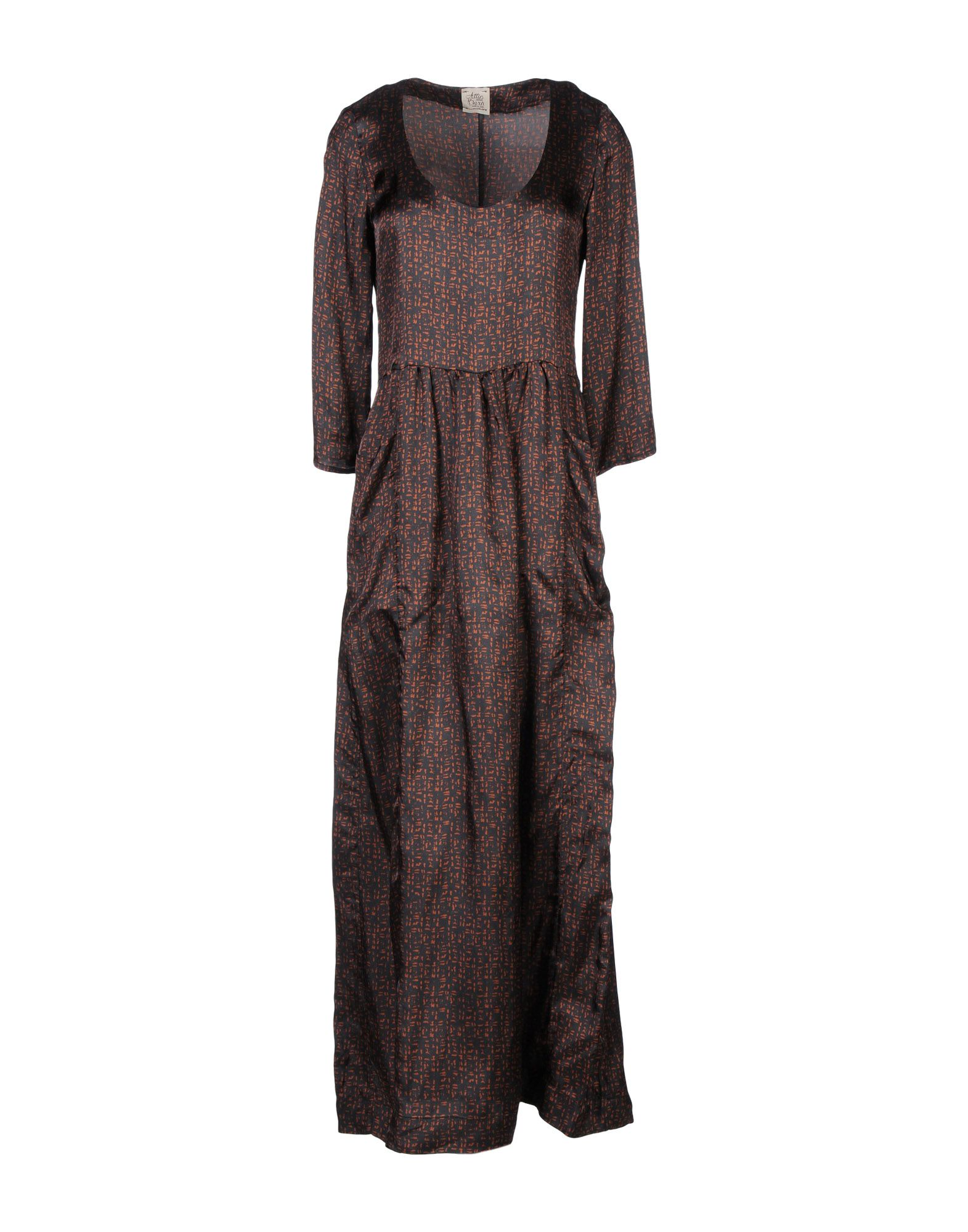 ATTIC AND BARN Длинное платье платье frock and frill frock and frill fr055ewdlds8