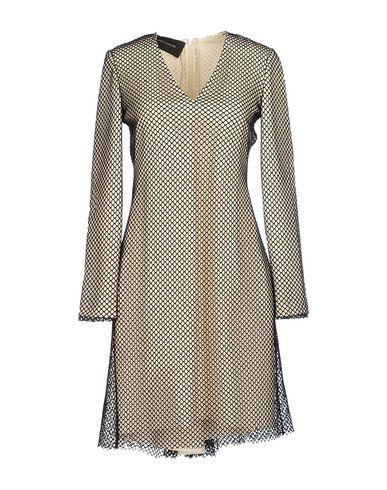 Фото CEDRIC CHARLIER Короткое платье. Купить с доставкой