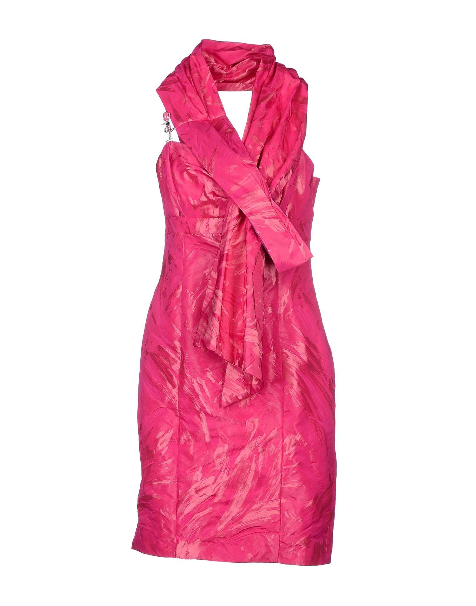 CARLO PIGNATELLI Короткое платье lisa corti короткое платье