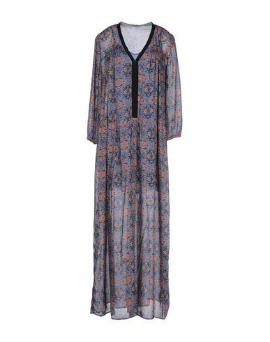 Foto PINKO GREY Vestito lungo donna Vestiti lunghi