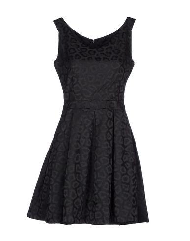 Фото BOURNE Короткое платье. Купить с доставкой