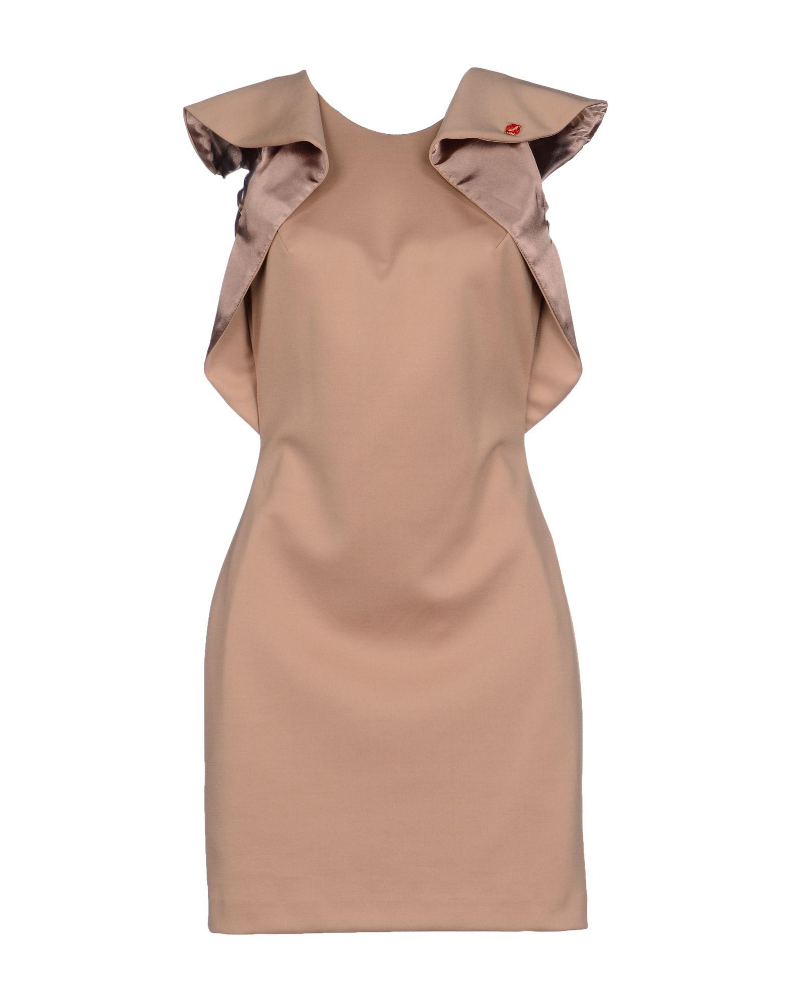 BETTY BLUE Короткое платье цена и фото