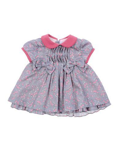 ALETTA Baby Kleid Lila Größe 1 100% Baumwolle