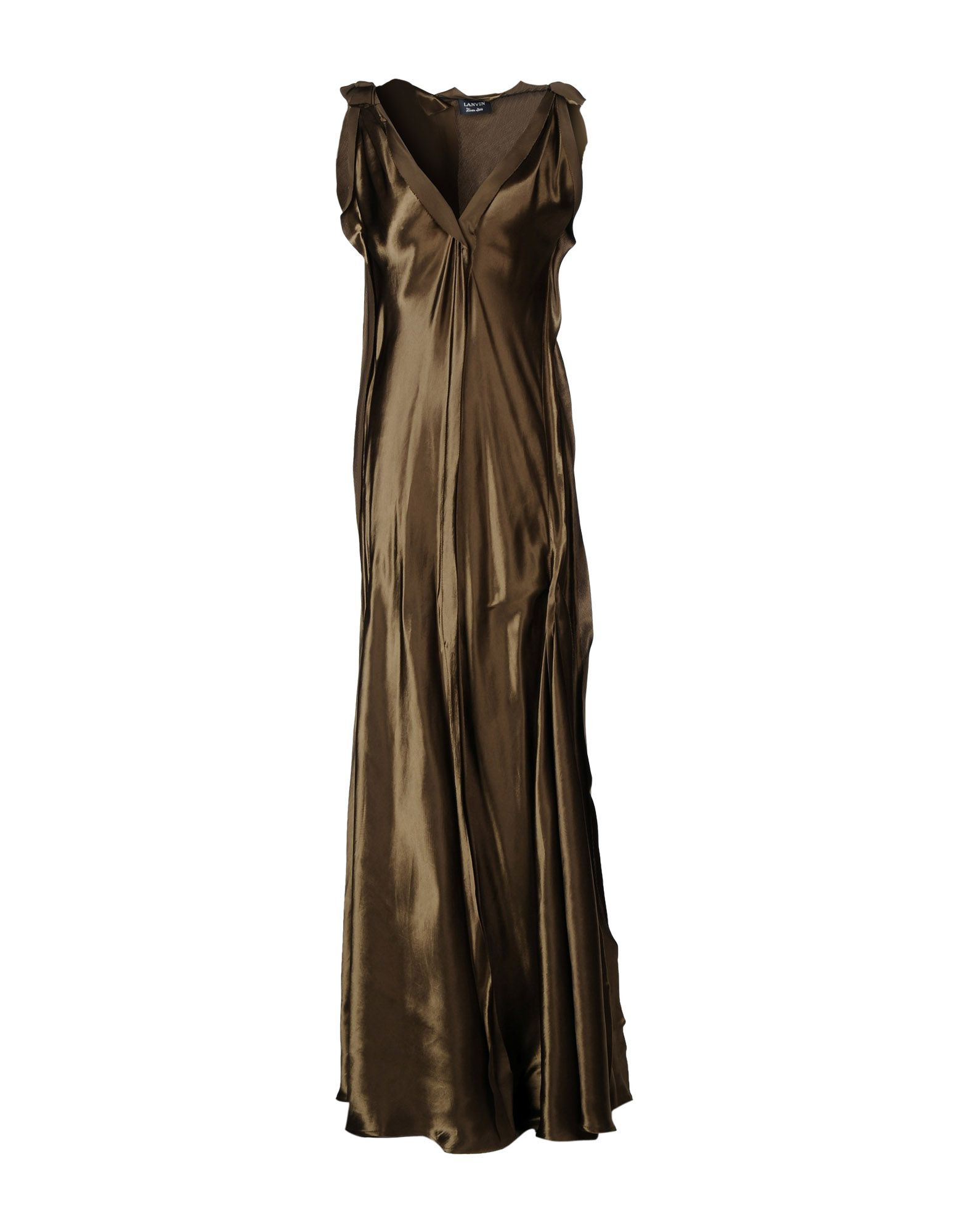 LANVIN Длинное платье платье viserdi viserdi mp002xw1hnz2