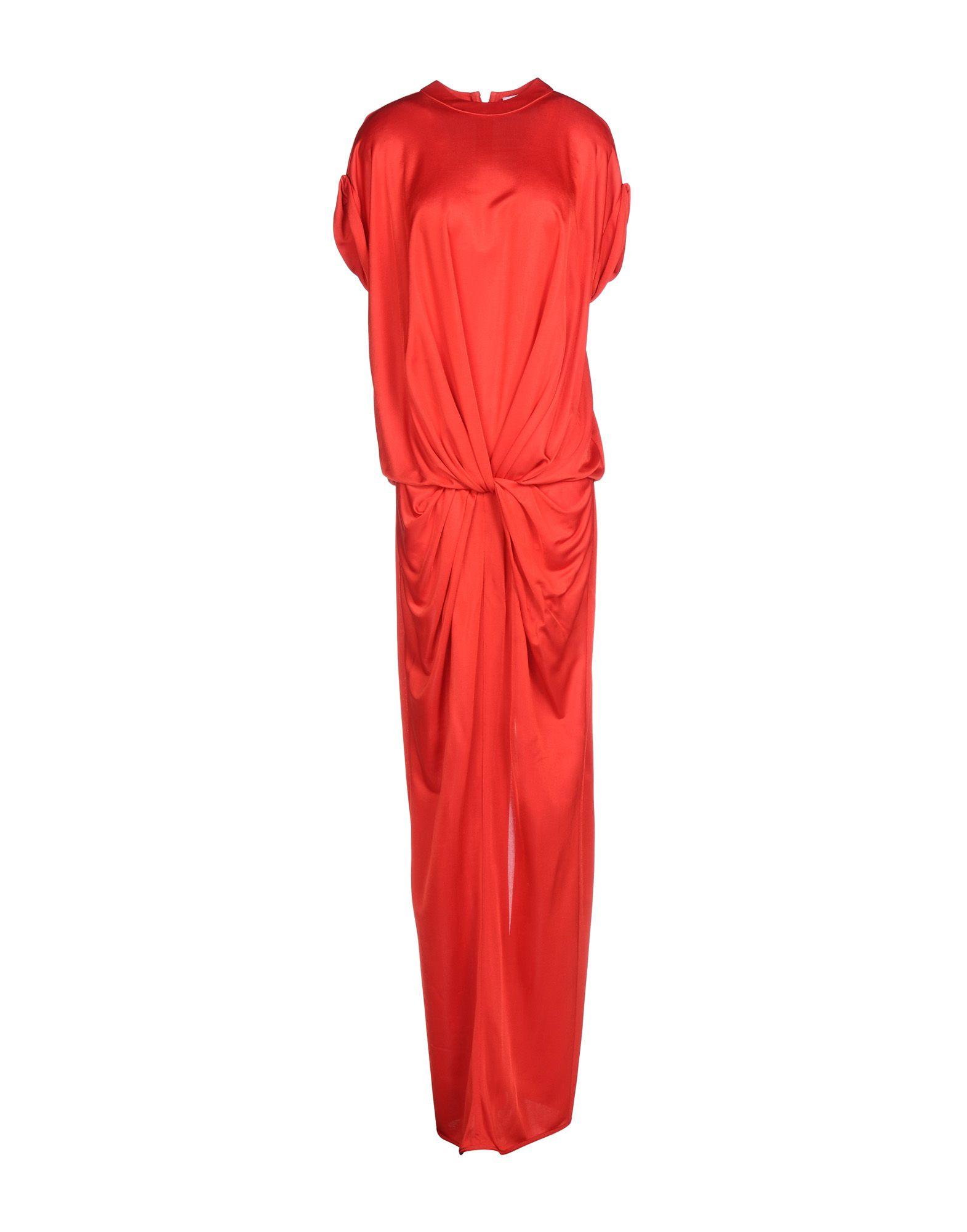 GIVENCHY Длинное платье платье oodji ultra цвет красный белый 14001071 13 46148 4512s размер xs 42 170