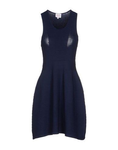 Короткое платье PARKER 34549524NE