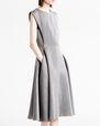LANVIN Dress Woman Organza dress f