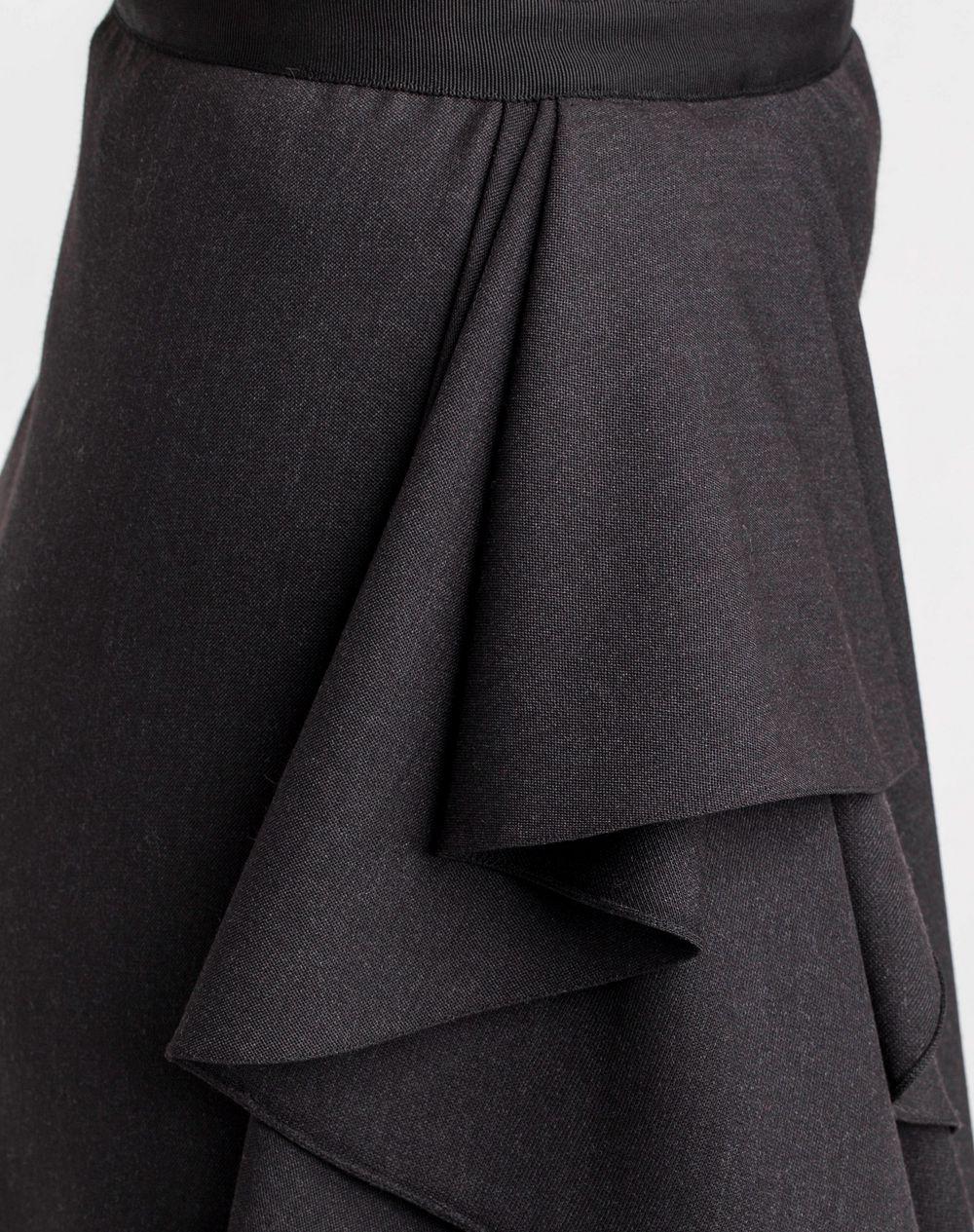 Grain de poudre skirt - Lanvin