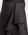 LANVIN Skirt Woman Grain de poudre skirt f