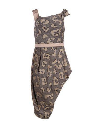 Платье до колена VIVIENNE WESTWOOD RED LABEL 34552219MA