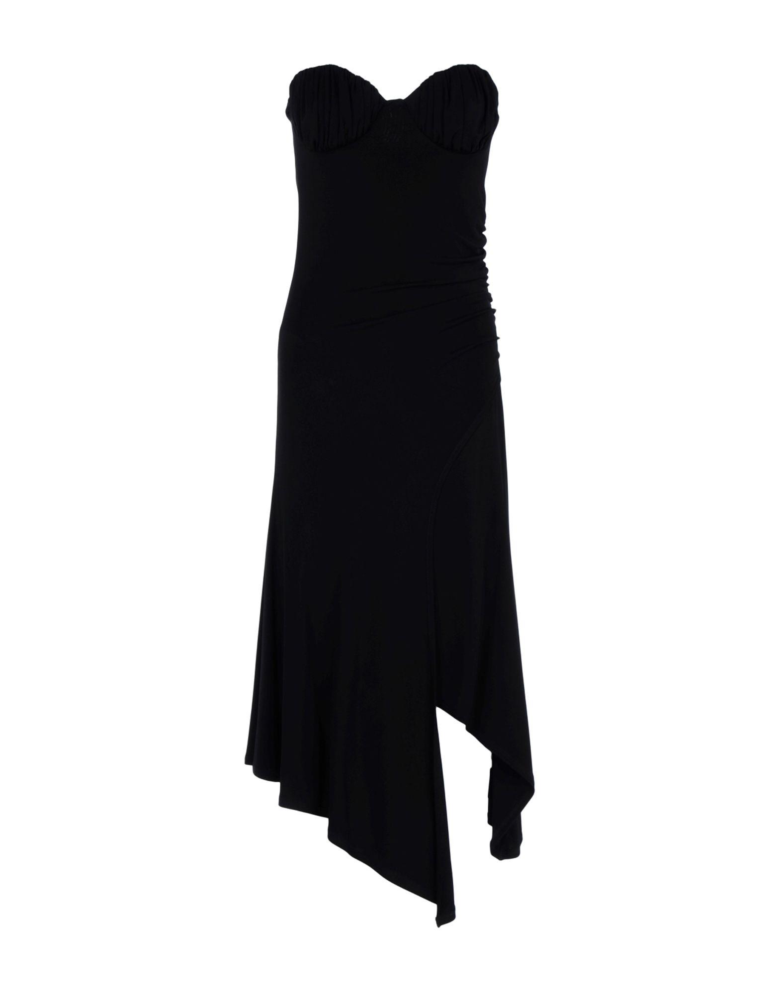 где купить  LORELLA SIGNORINO Платье до колена  по лучшей цене