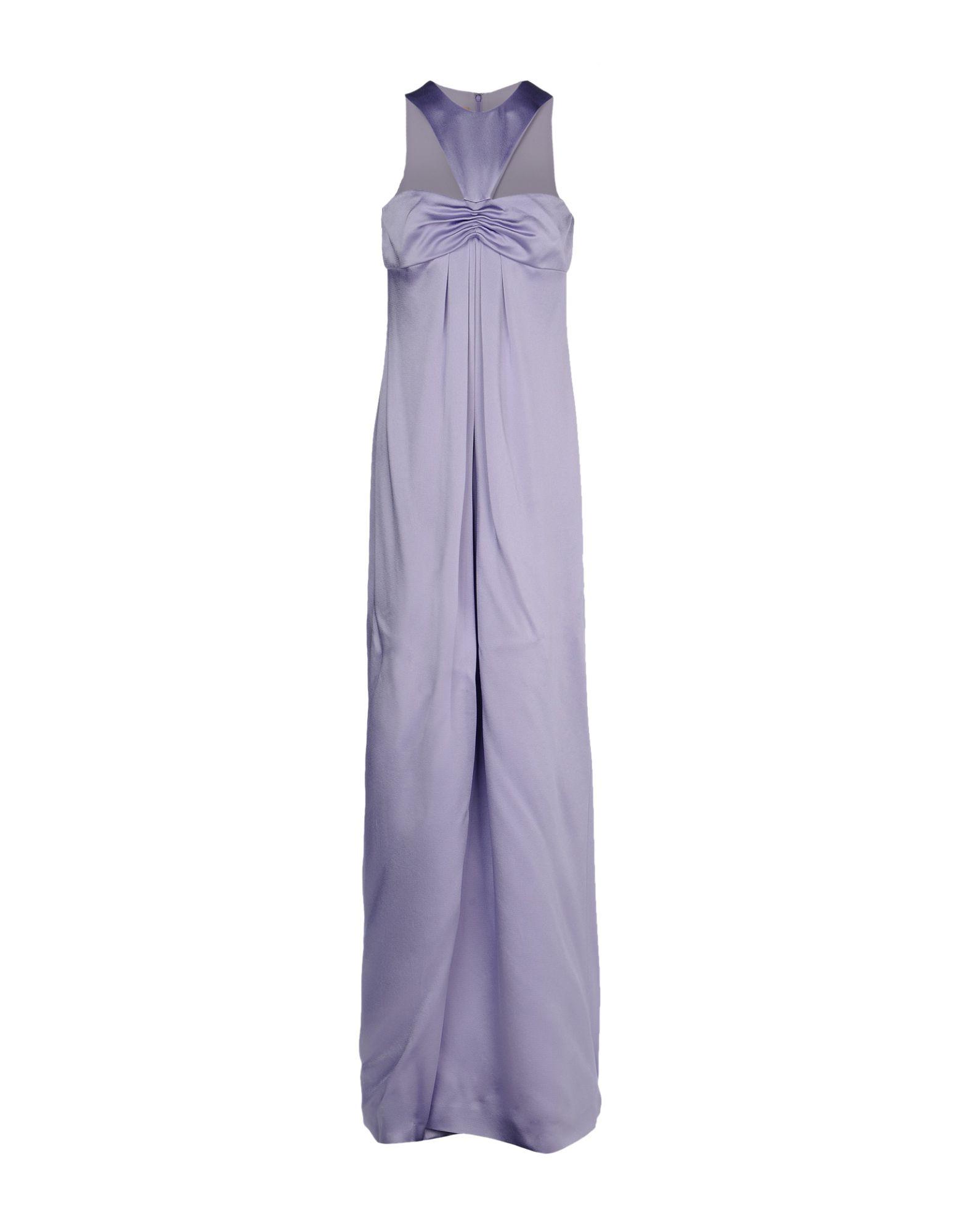 MICHAEL KORS Длинное платье платье короткое спереди длинное сзади летнее