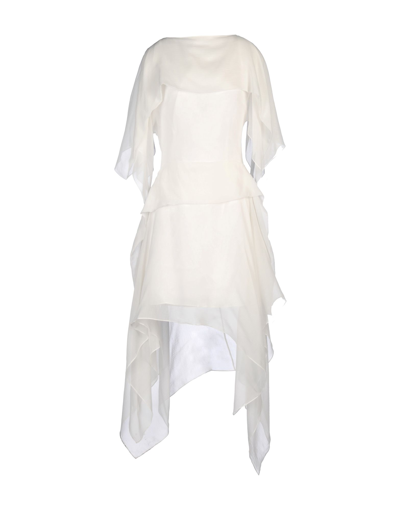 JEAN PAUL GAULTIER Платье длиной 3/4 jean paul gaultier платье до колена