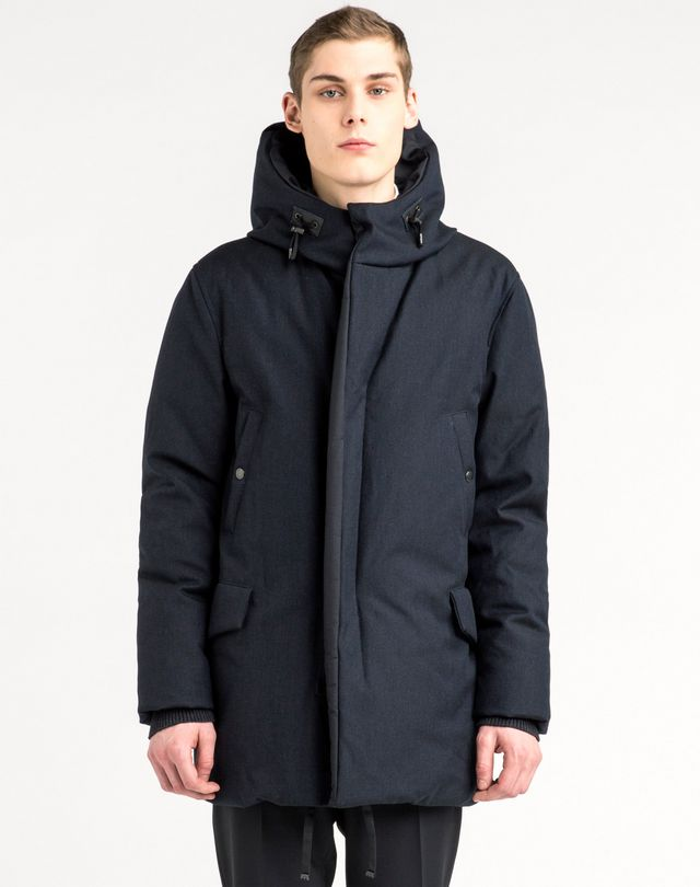 Lanvin Long Down Jacket, Outerwear Men | Lanvin Online Store