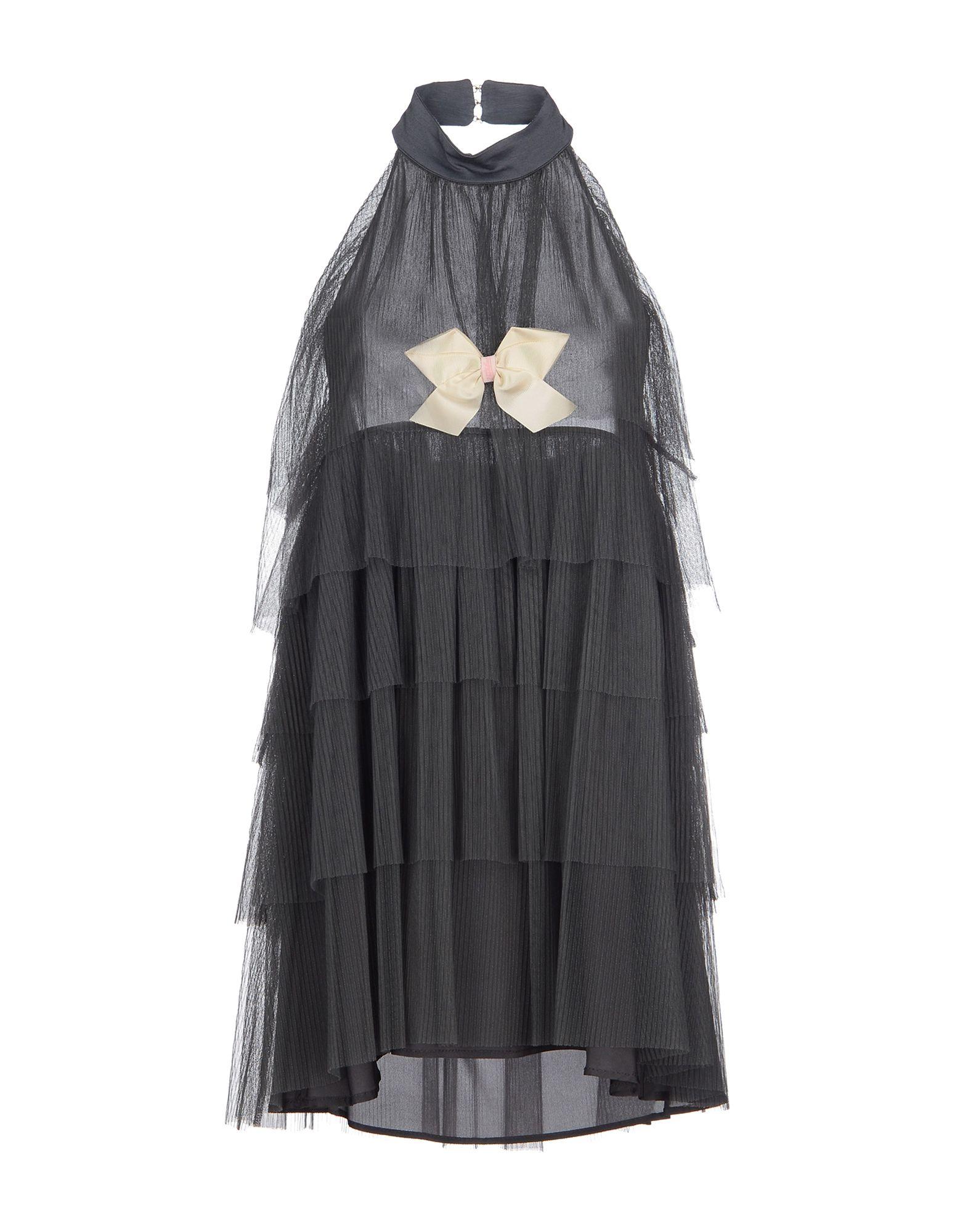 MISS BORSALINO Короткое платье miss borsalino мини юбка