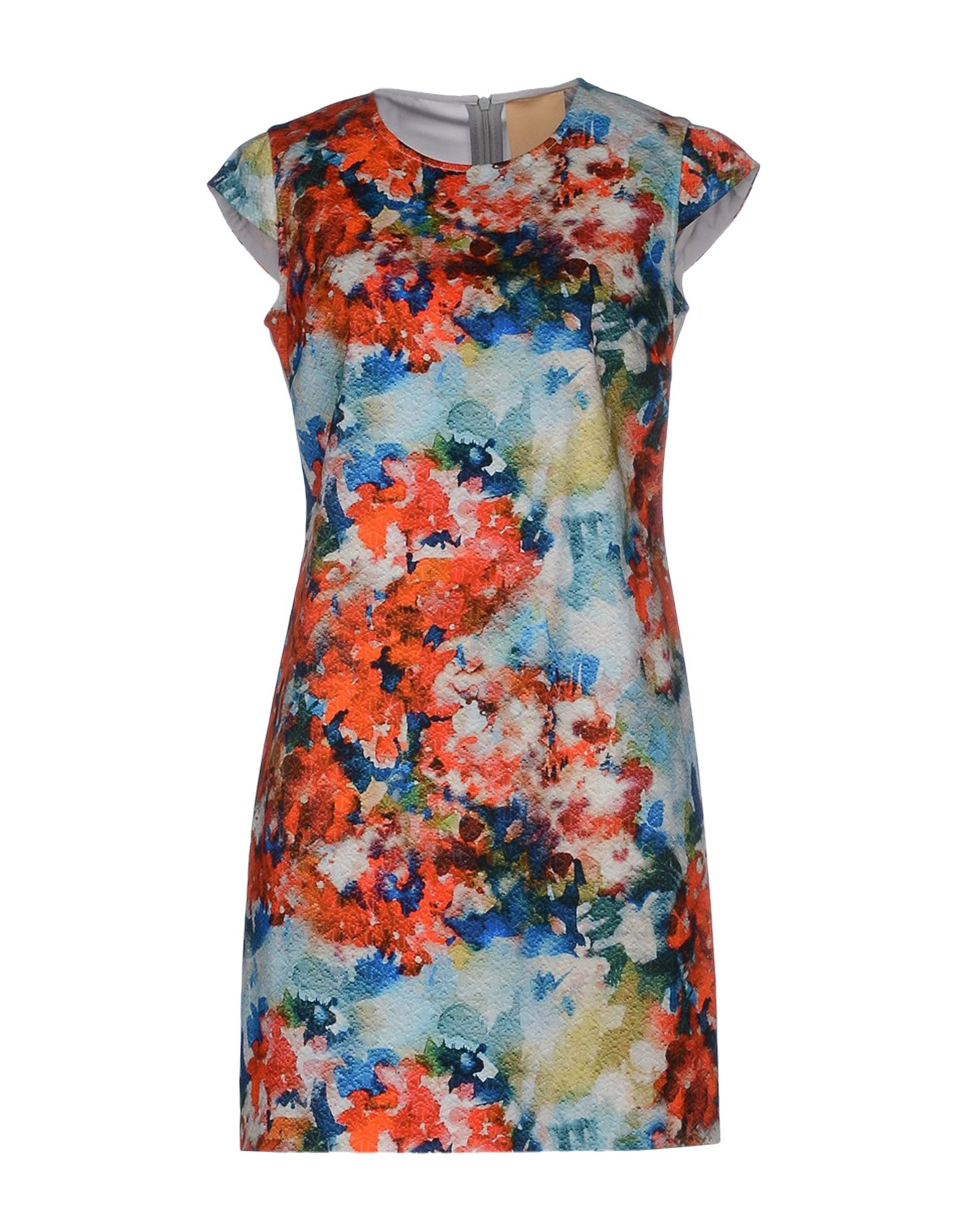 цена ALICE SAN DIEGO Короткое платье онлайн в 2017 году