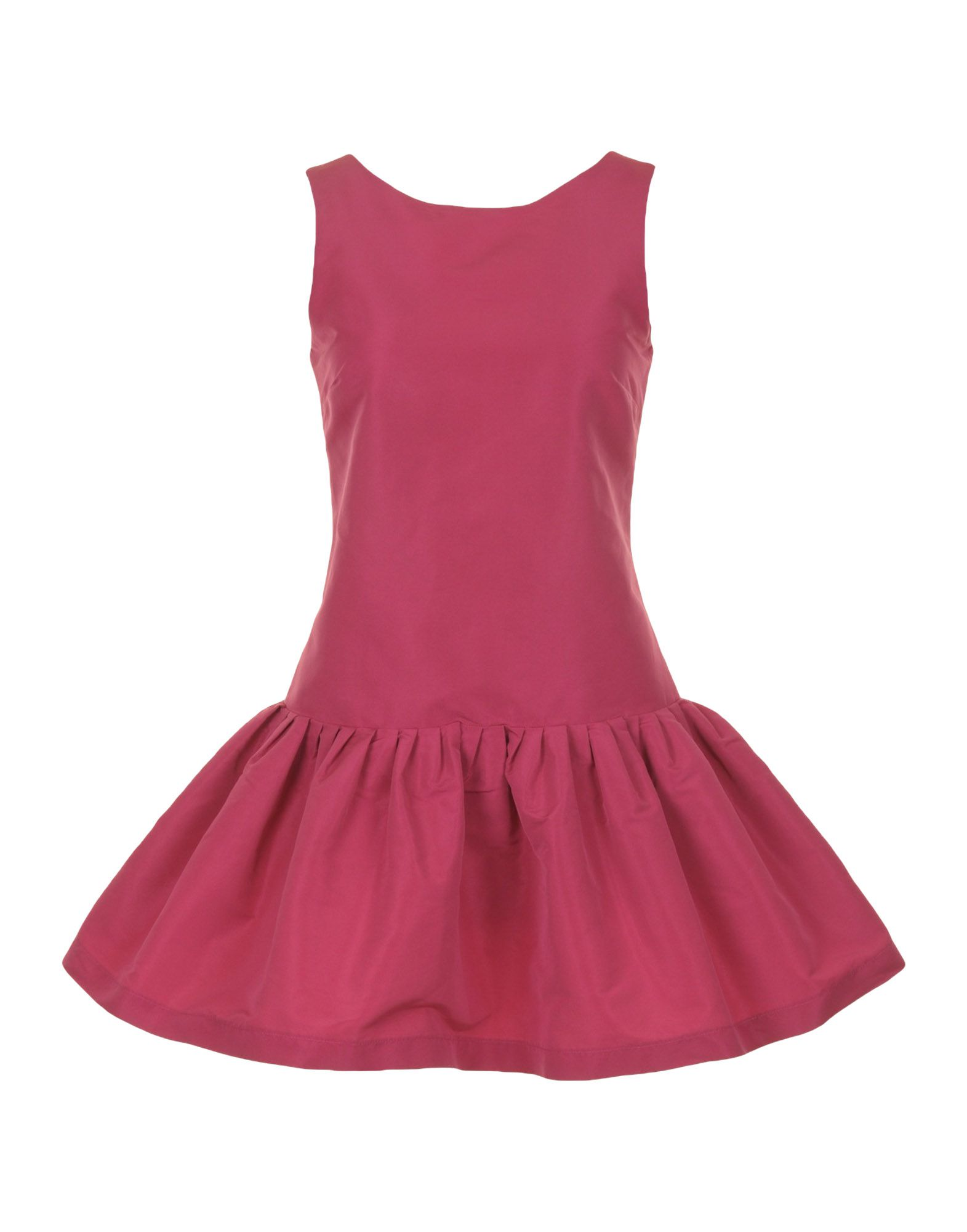 цена  REDValentino Короткое платье  онлайн в 2017 году