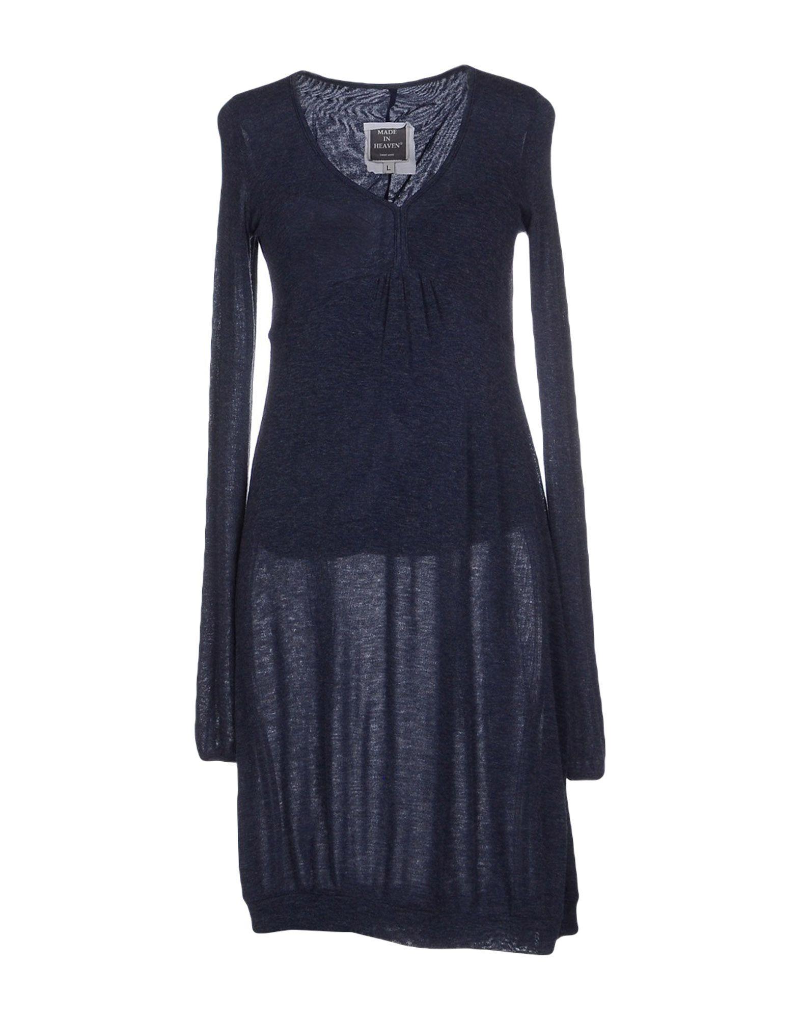 MADE IN HEAVEN Короткое платье цена 2017