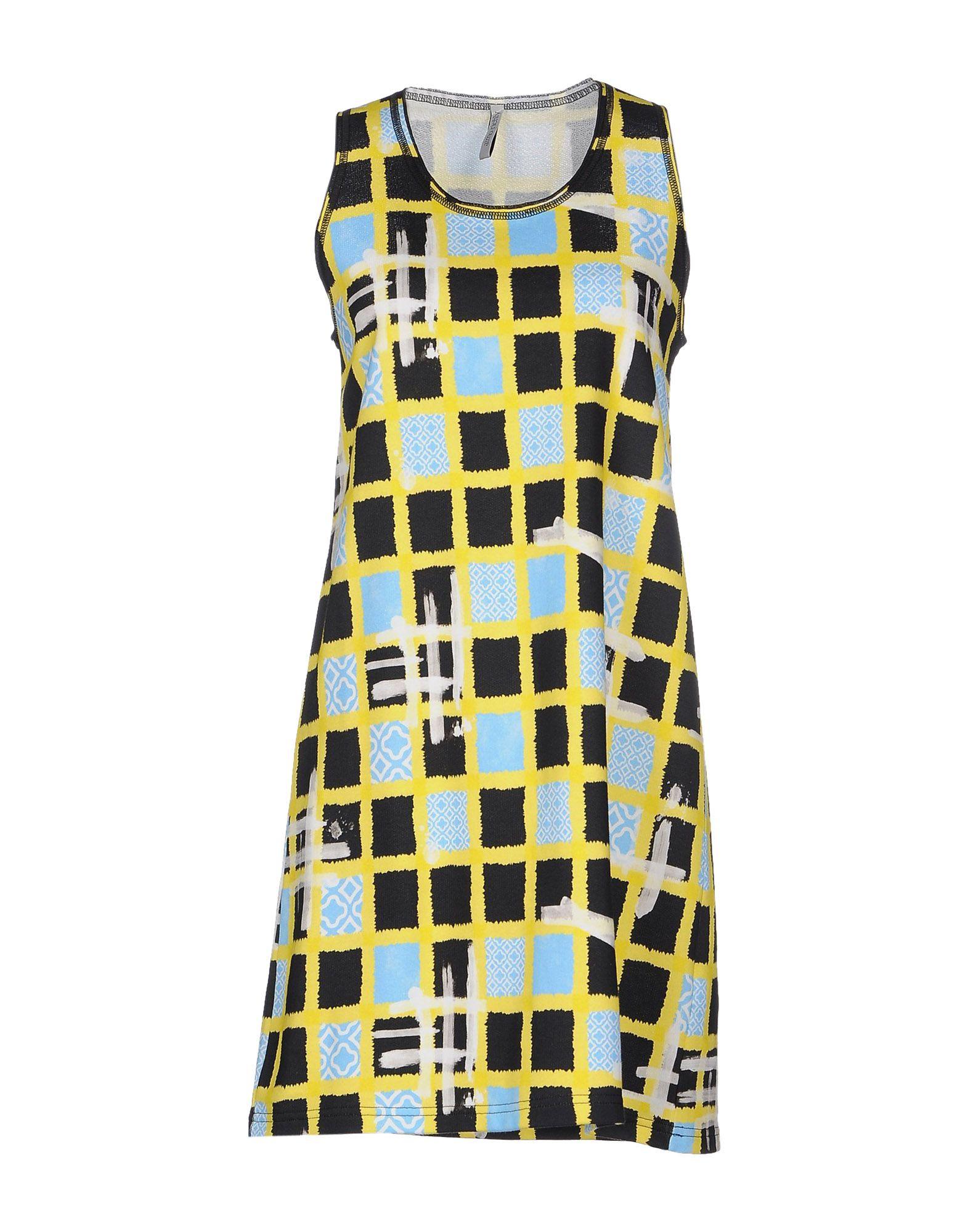 цена AIMO RICHLY Короткое платье онлайн в 2017 году