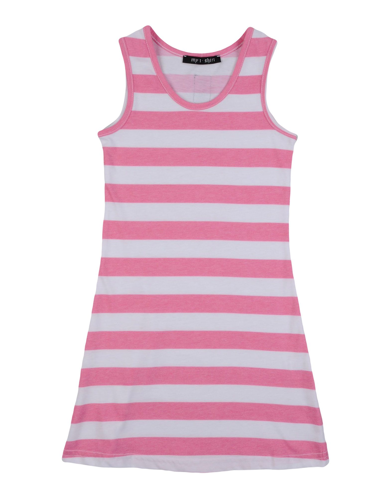 MY T-SHIRT Mädchen 0-24 monate Kleid Farbe Rosa Größe 10
