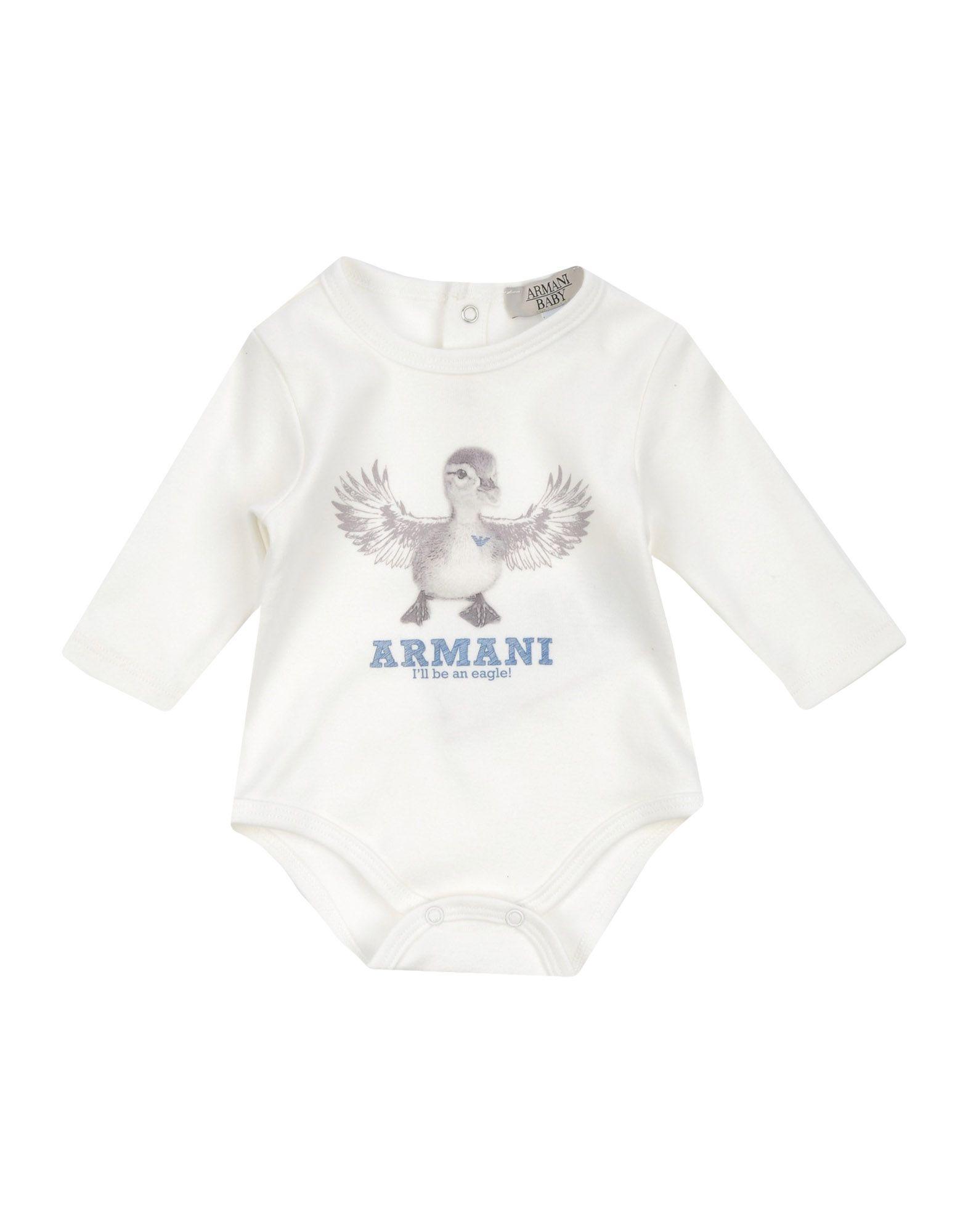 ARMANI BABY Bodysuits