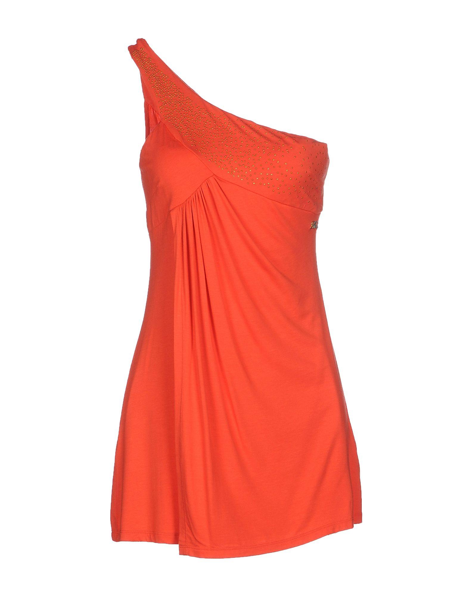 MET MIAMI COCKTAIL Damen Kurzes Kleid Farbe Rot Größe 5
