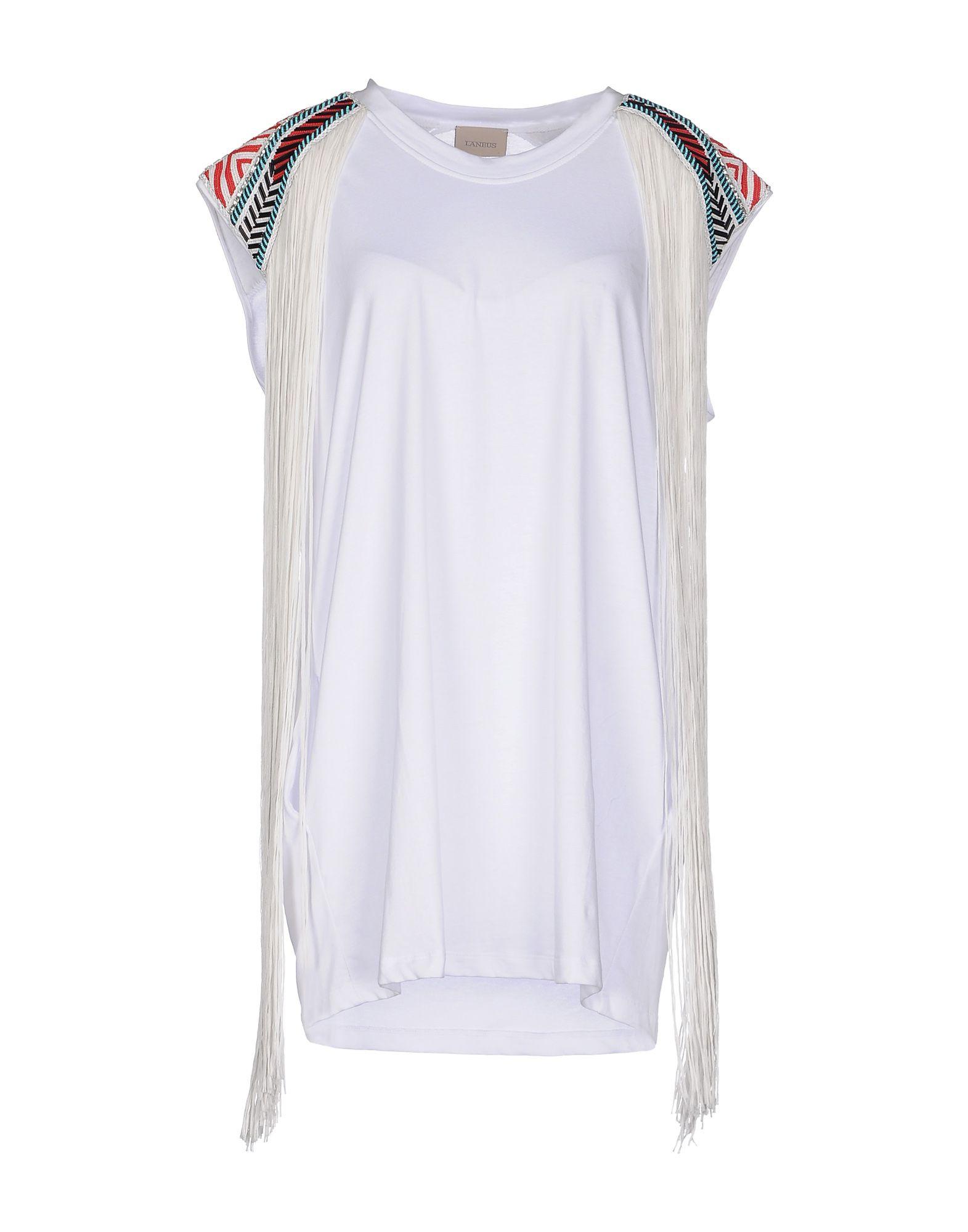 LANEUS Короткое платье недорго, оригинальная цена