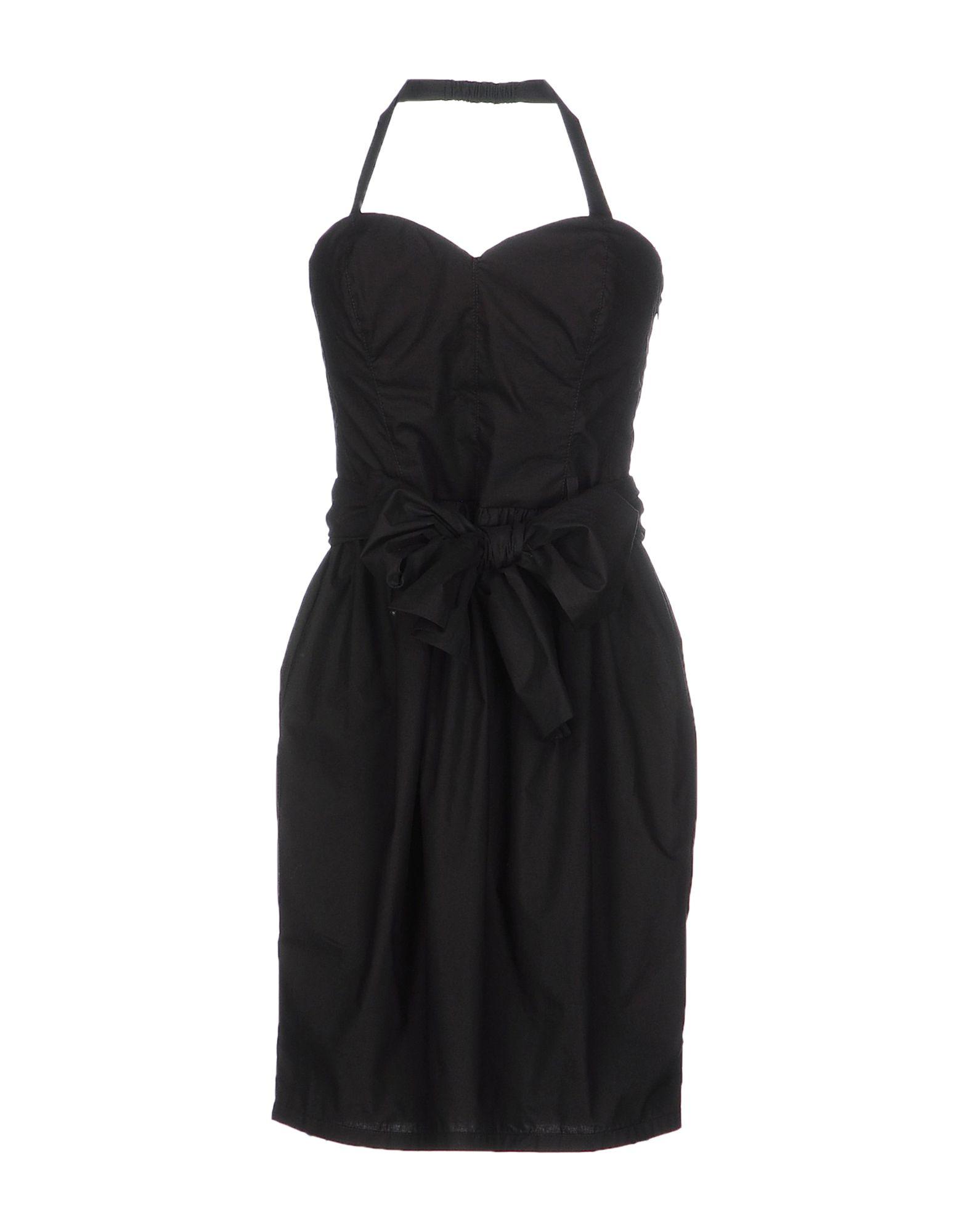 LOVE MOSCHINO Короткое платье бюстгальтер moschino moschino mo351ewmid51