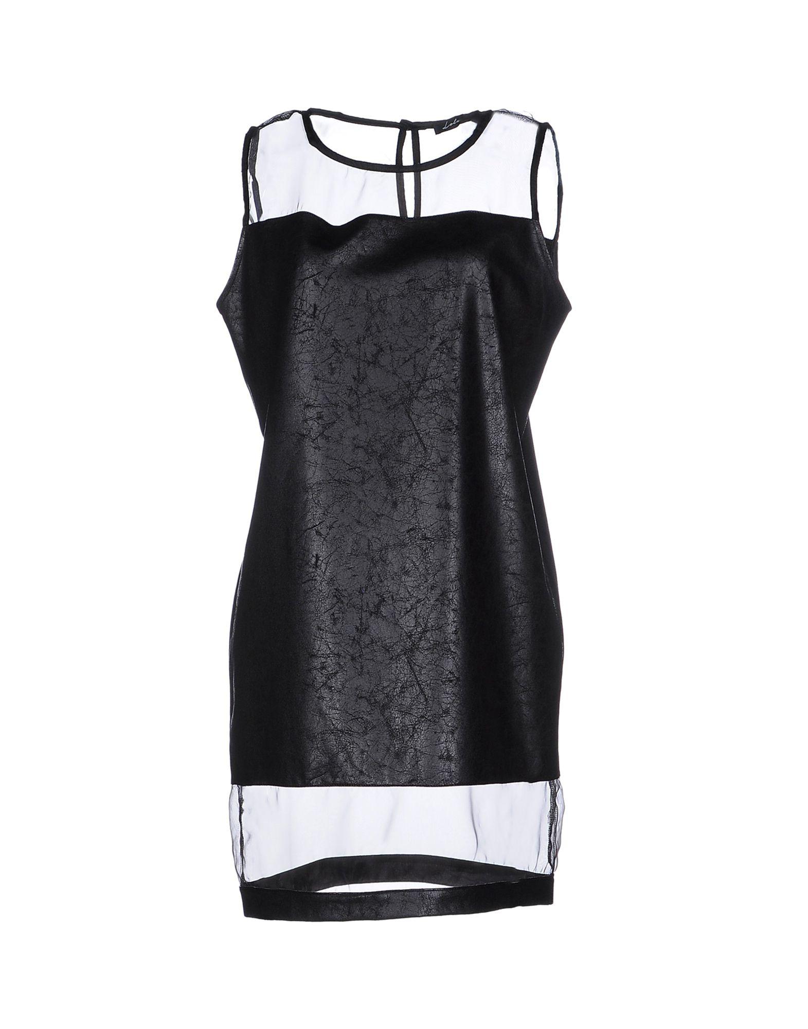 LOLA MAY Короткое платье lola parker короткое платье