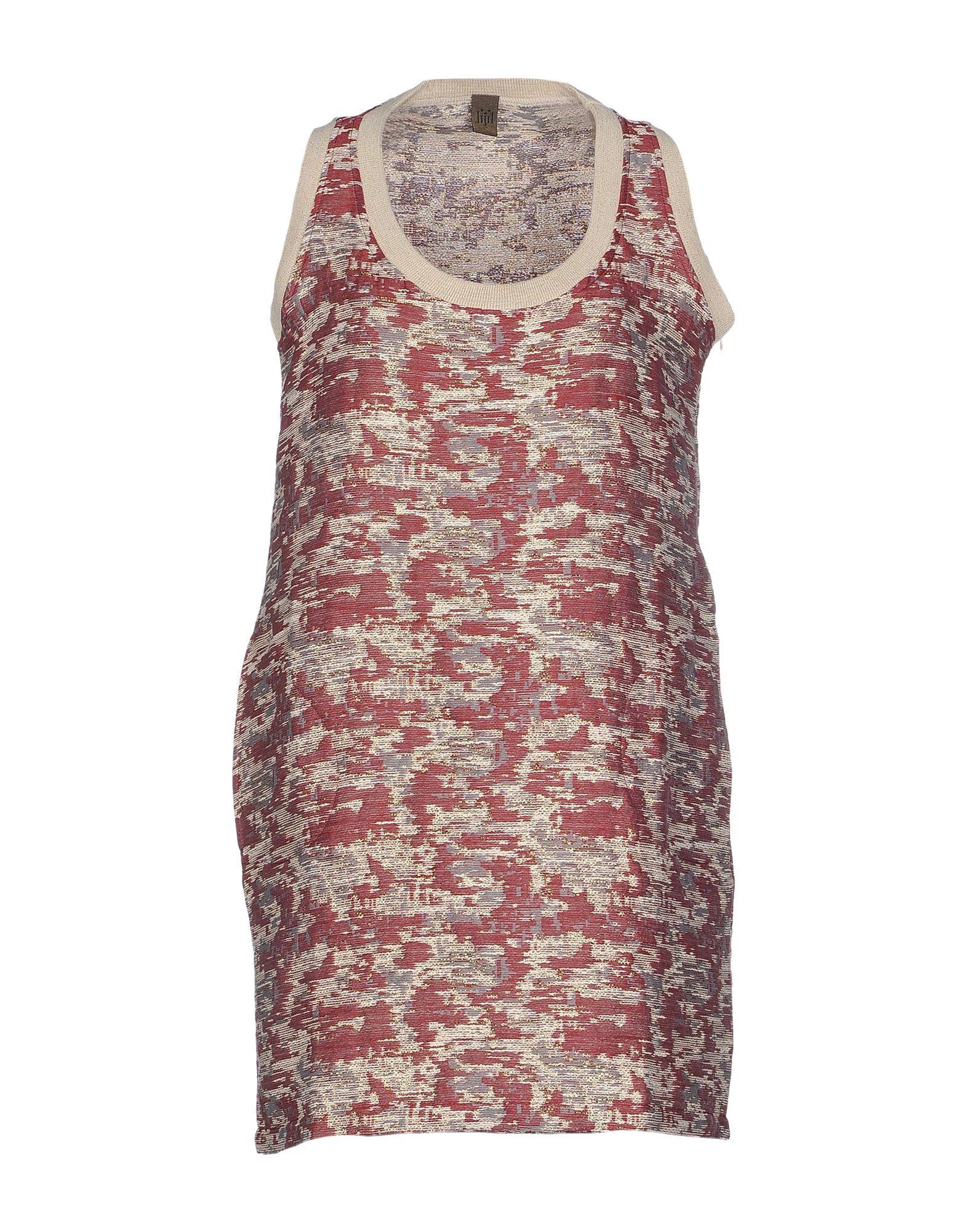 JIJIL Короткое платье lisa corti короткое платье