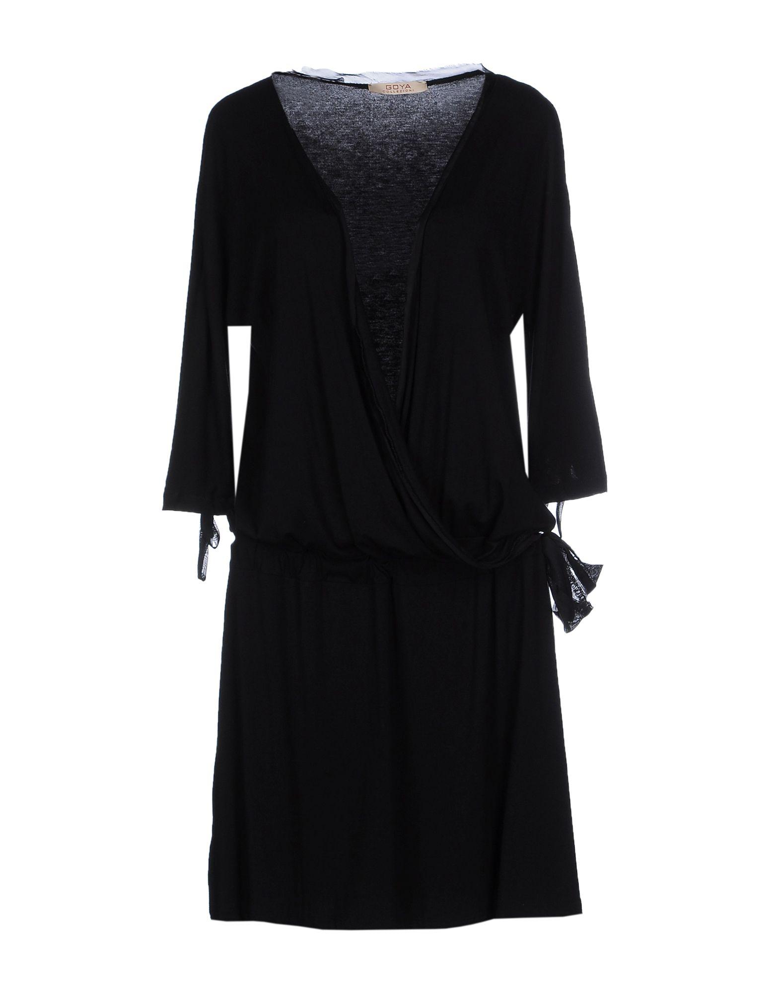 GOYA Короткое платье goya пиджак
