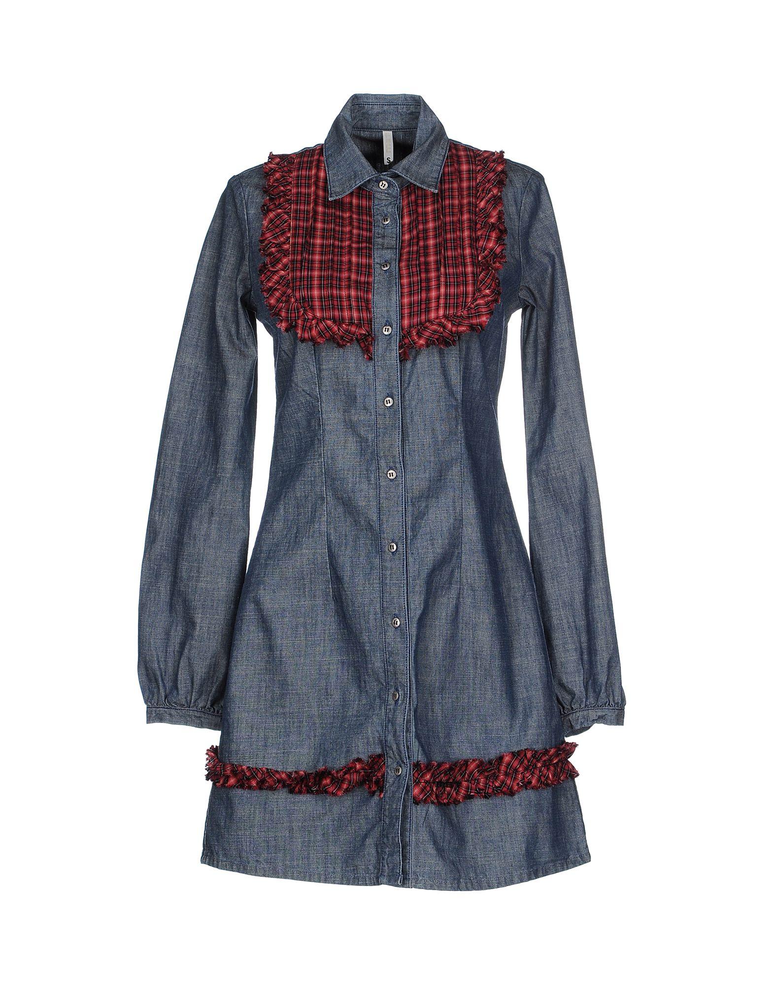 MET Короткое платье lacywear платье s 231 met