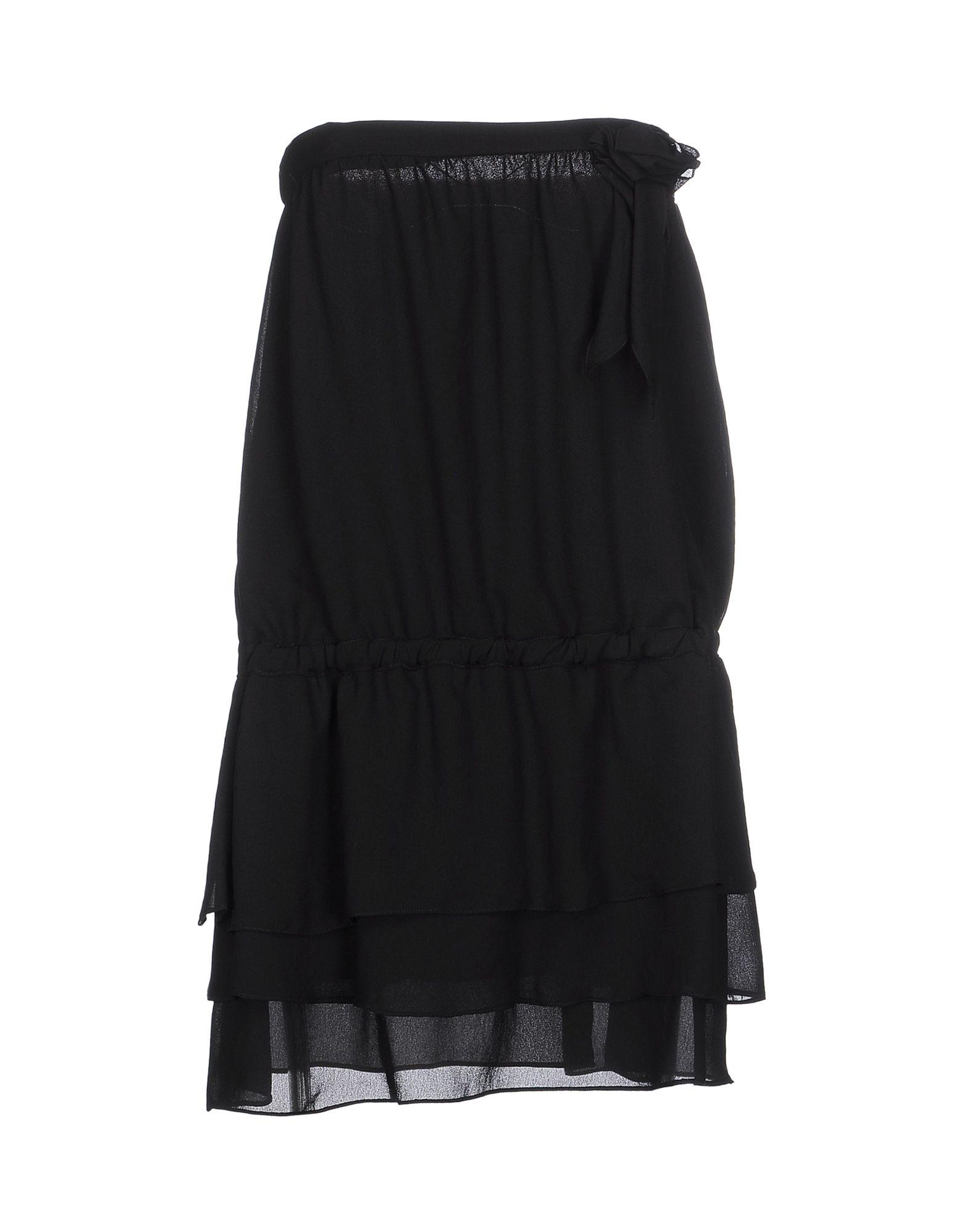 TRU TRUSSARDI Короткое платье lisa corti короткое платье