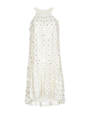 ALICE by TEMPERLEY Damen Kurzes Kleid Farbe Weiß Größe 3 Sale Angebote Pappenheim