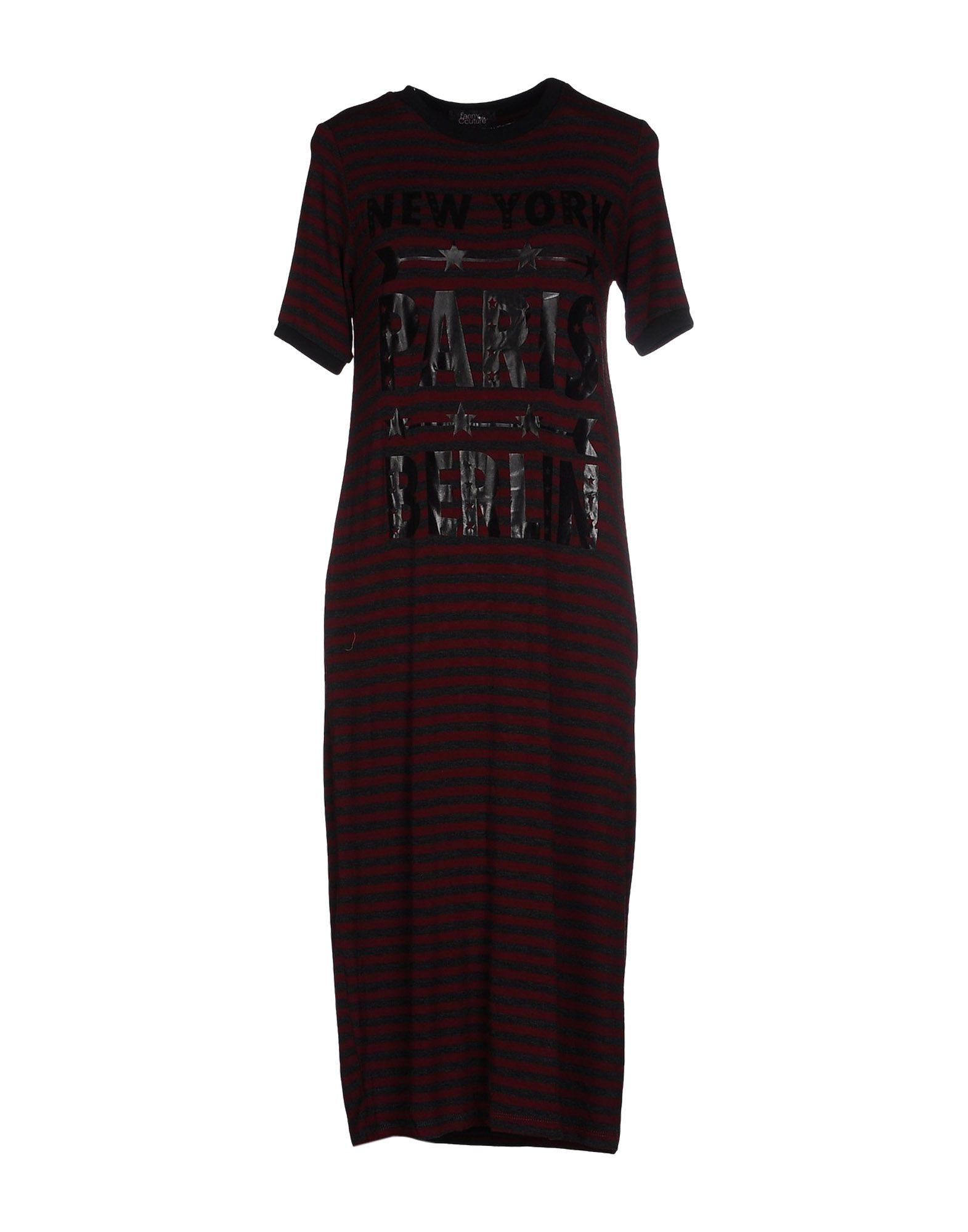 где купить FANNY COUTURE Платье до колена по лучшей цене