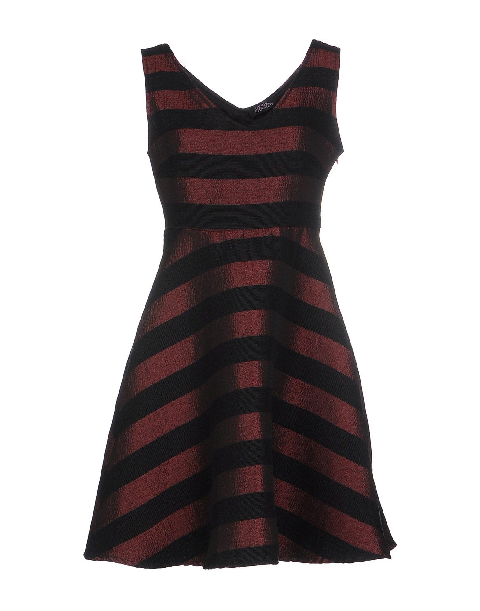где купить FANNY COUTURE Короткое платье по лучшей цене