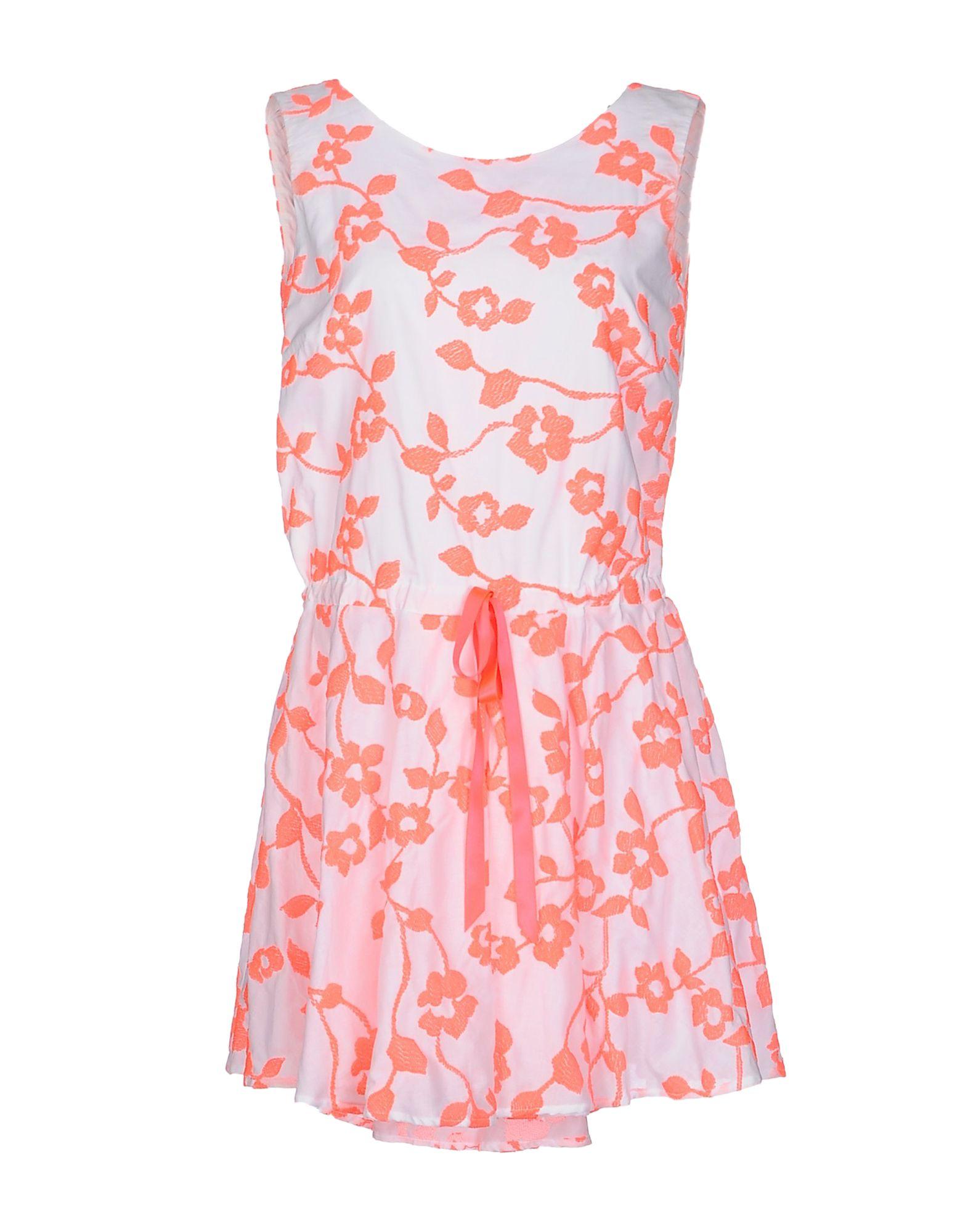 где купить LORELLA SIGNORINO Короткое платье по лучшей цене