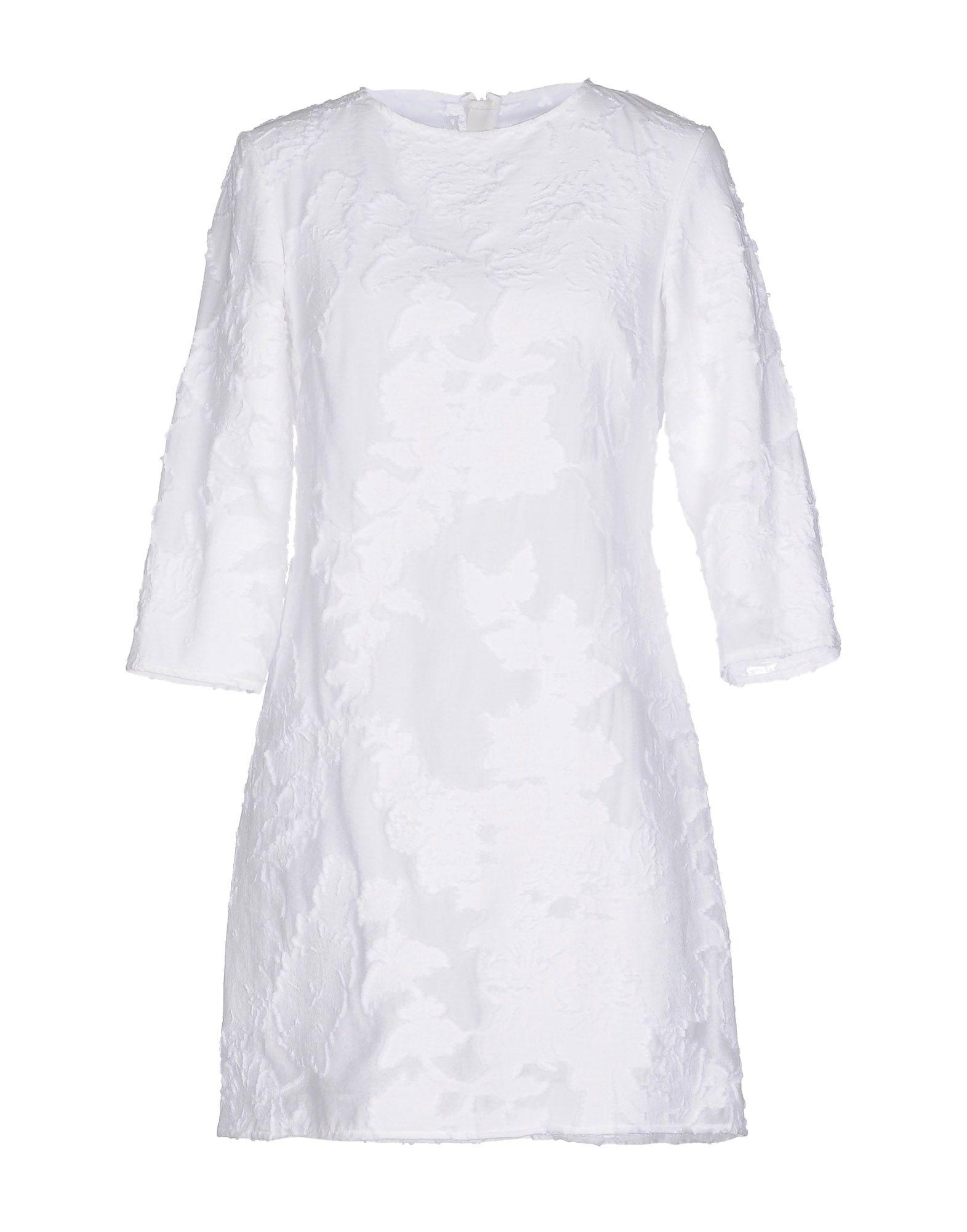 DONDUP Короткое платье dondup короткое платье