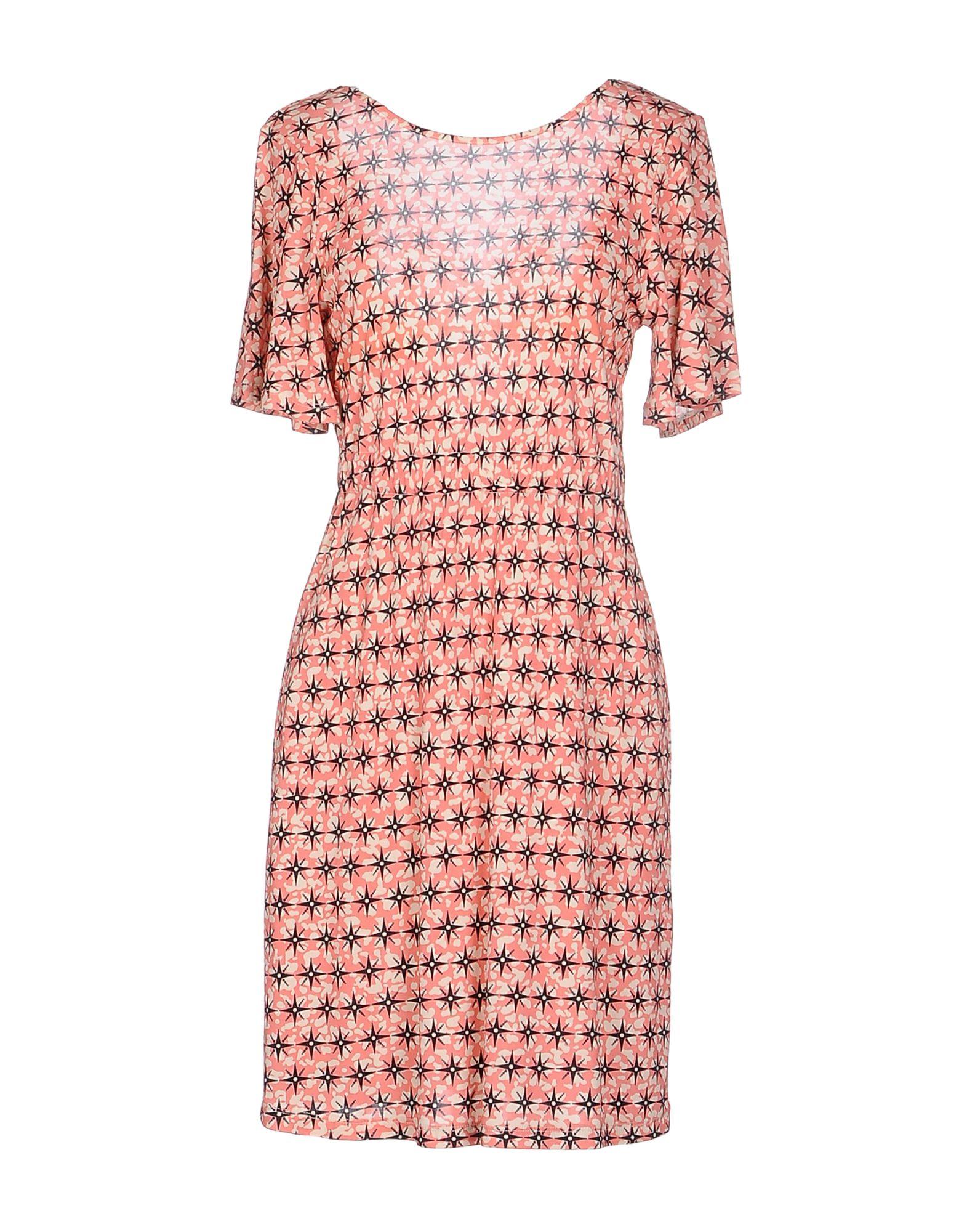 JUCCA Короткое платье clara kito короткое платье