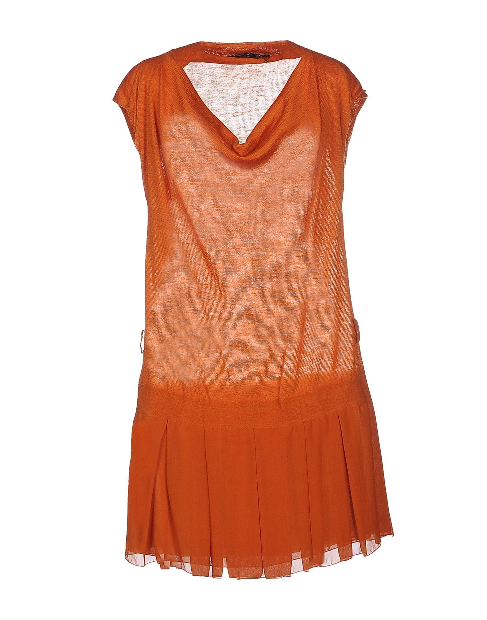 где купить  PATRIZIA PEPE SERA Короткое платье  по лучшей цене