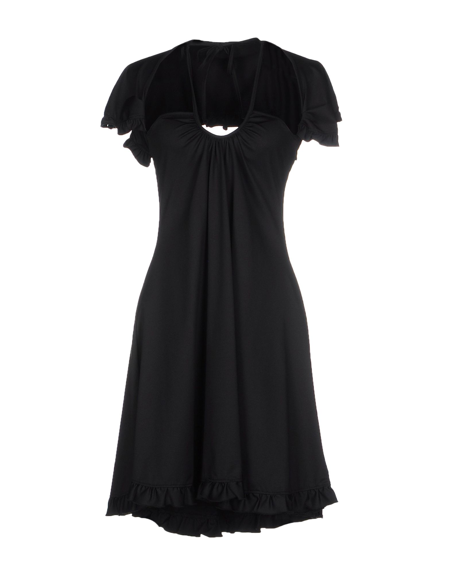 ROCCOBAROCCO Короткое платье цена 2017