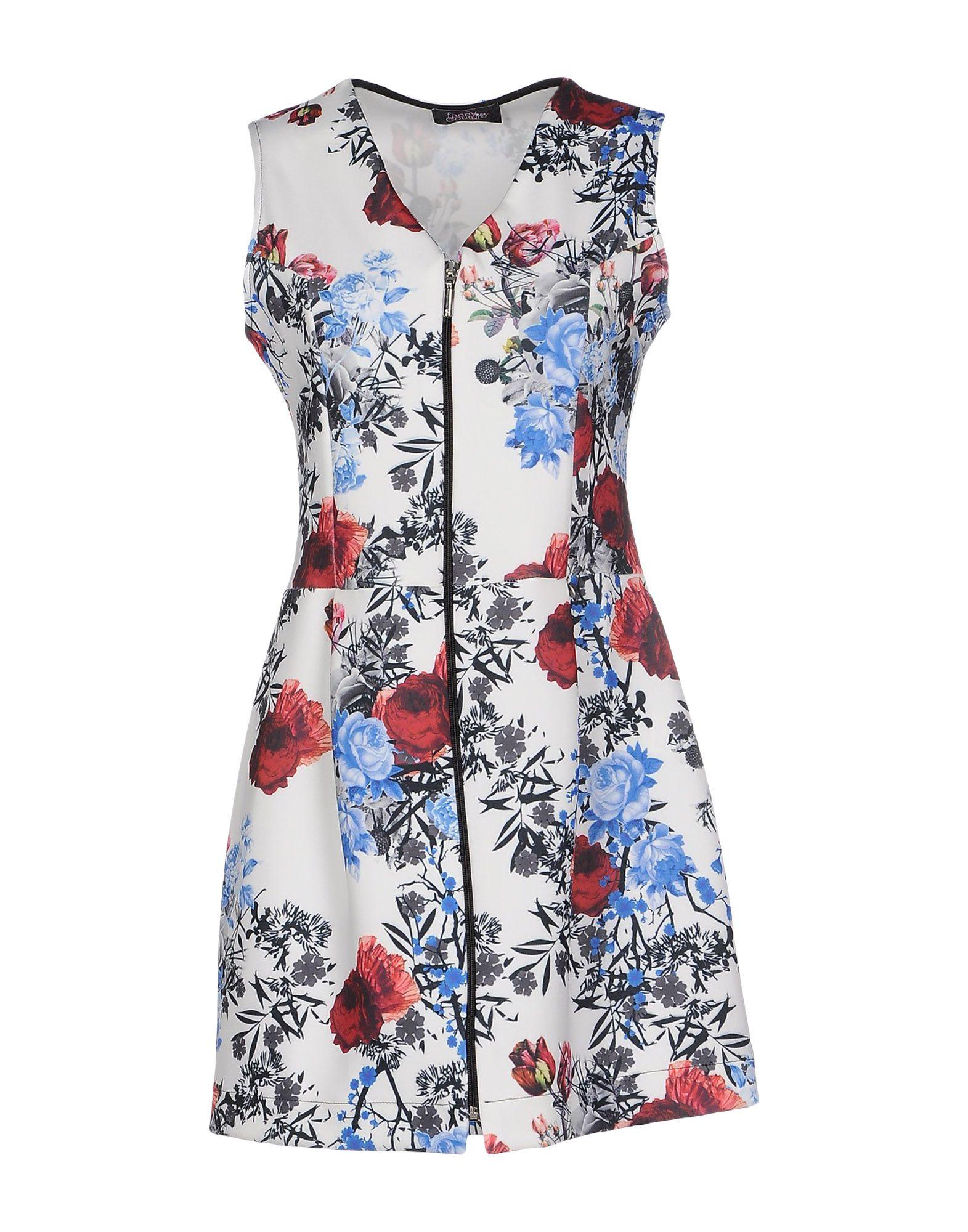 купить FANNY COUTURE Короткое платье дешево