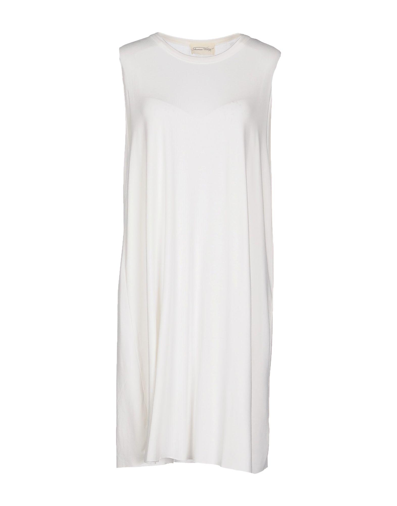 AMERICAN VINTAGE Короткое платье american vintage короткое платье