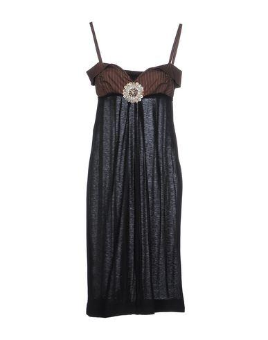 Платье до колена от AMULETI